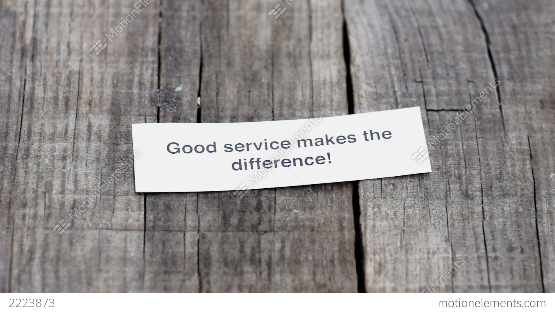 what determines a good service encounter Service encounter satisfaction is  to help someone and make them feel good, consistent with customer service  of the service employee's smile makes a .