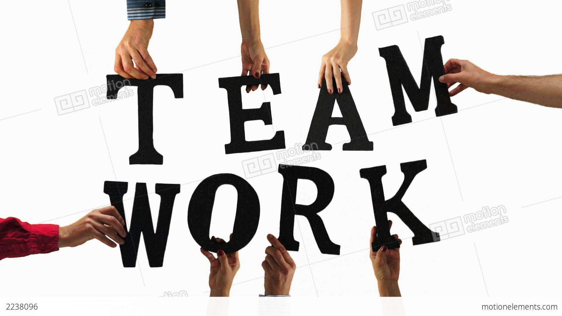 team work in business Teams are formed when individuals with a common taste, preference and attitude come and work together for a common goal team work is essential in corporates for better output and a better.
