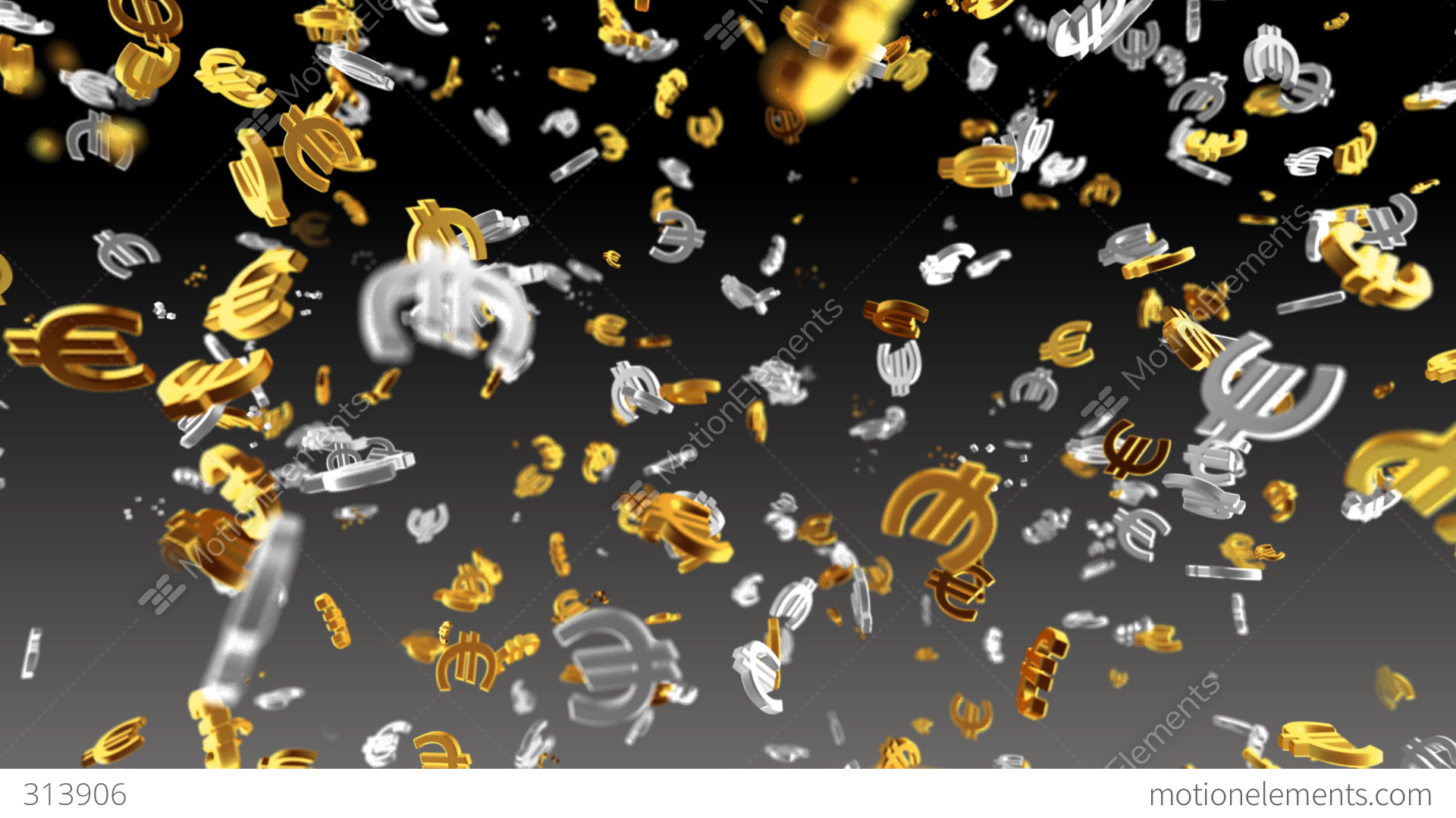 Money symbol 2f euro b hd stock animation 313906 money symbol 2f euro b hd stock video footage buycottarizona Gallery
