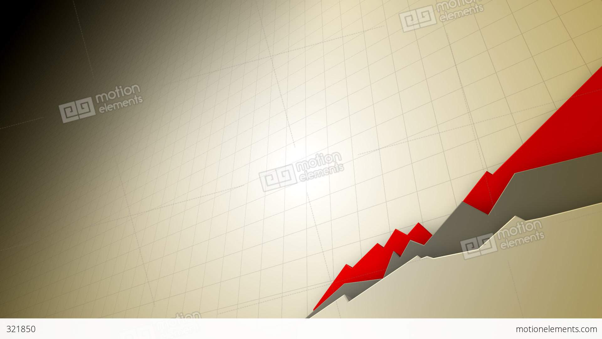 Animated Chart Hd Stock Video Footage