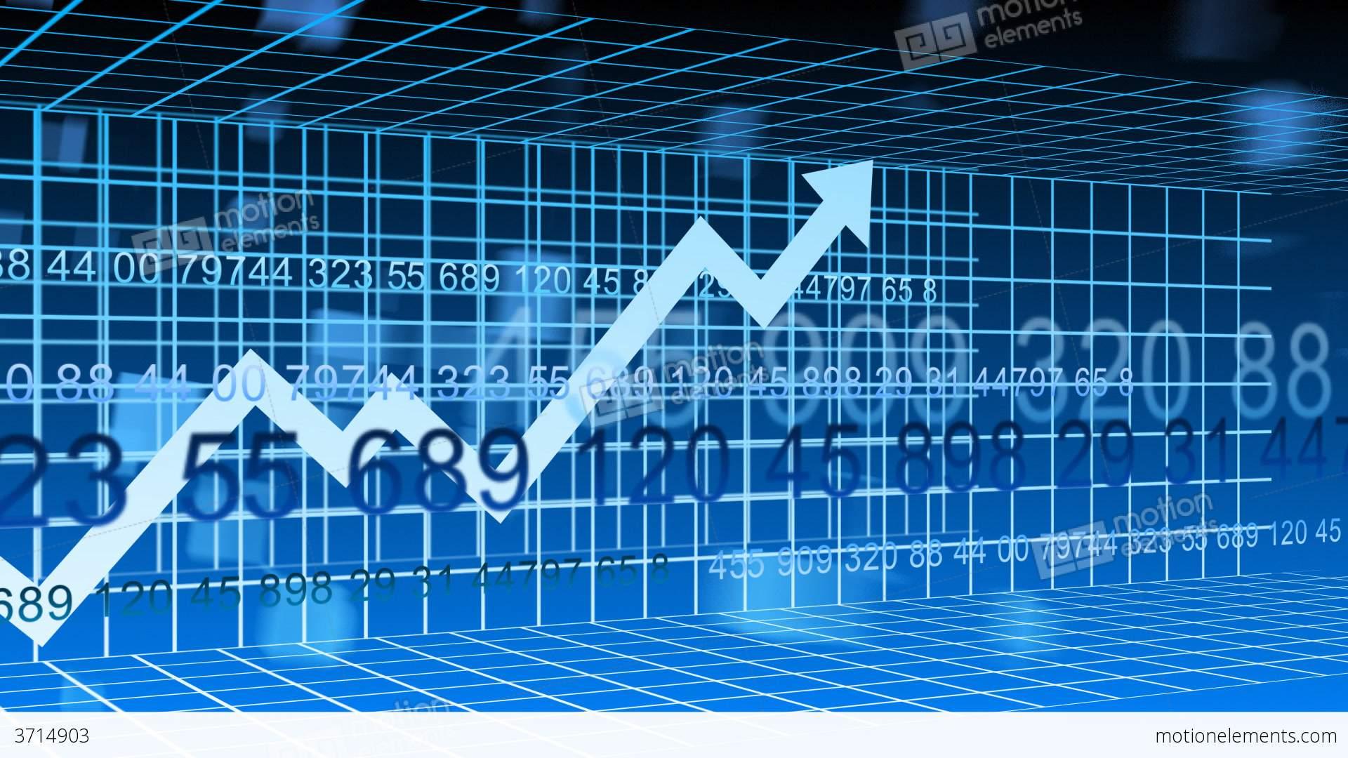 World Stock Market Animation Stock Animation | 3714903