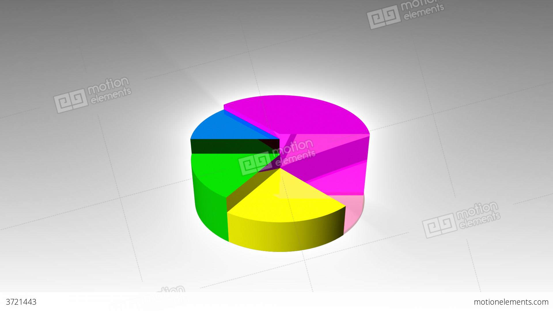 3d animation of a colorful pie chart growing up stock animation 3d animation of a colorful pie chart growing up stock video footage nvjuhfo Choice Image
