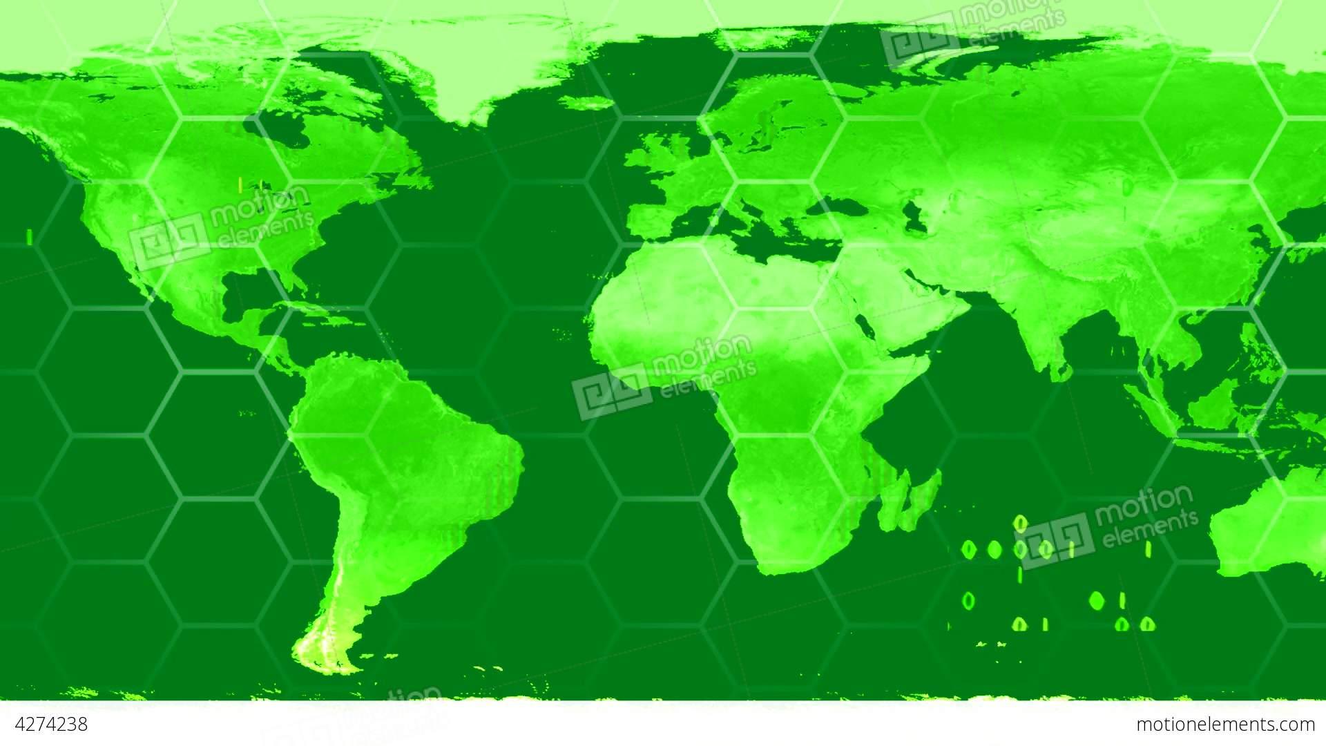 World map high tech digital satellite data view wa stock animation world map high tech digital satellite data view wa stock video footage gumiabroncs Choice Image