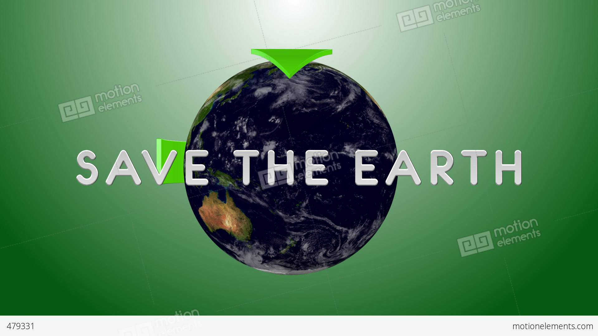 save the earth 02 stock animation 479331 Rotation Clip Art Planet Earth Clip Art
