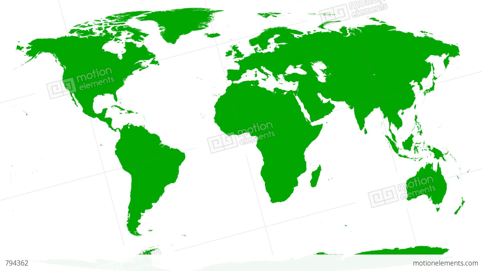 World map painting turning to globe loop stock animation 794362 world map painting turning to globe loop stock video footage gumiabroncs Images
