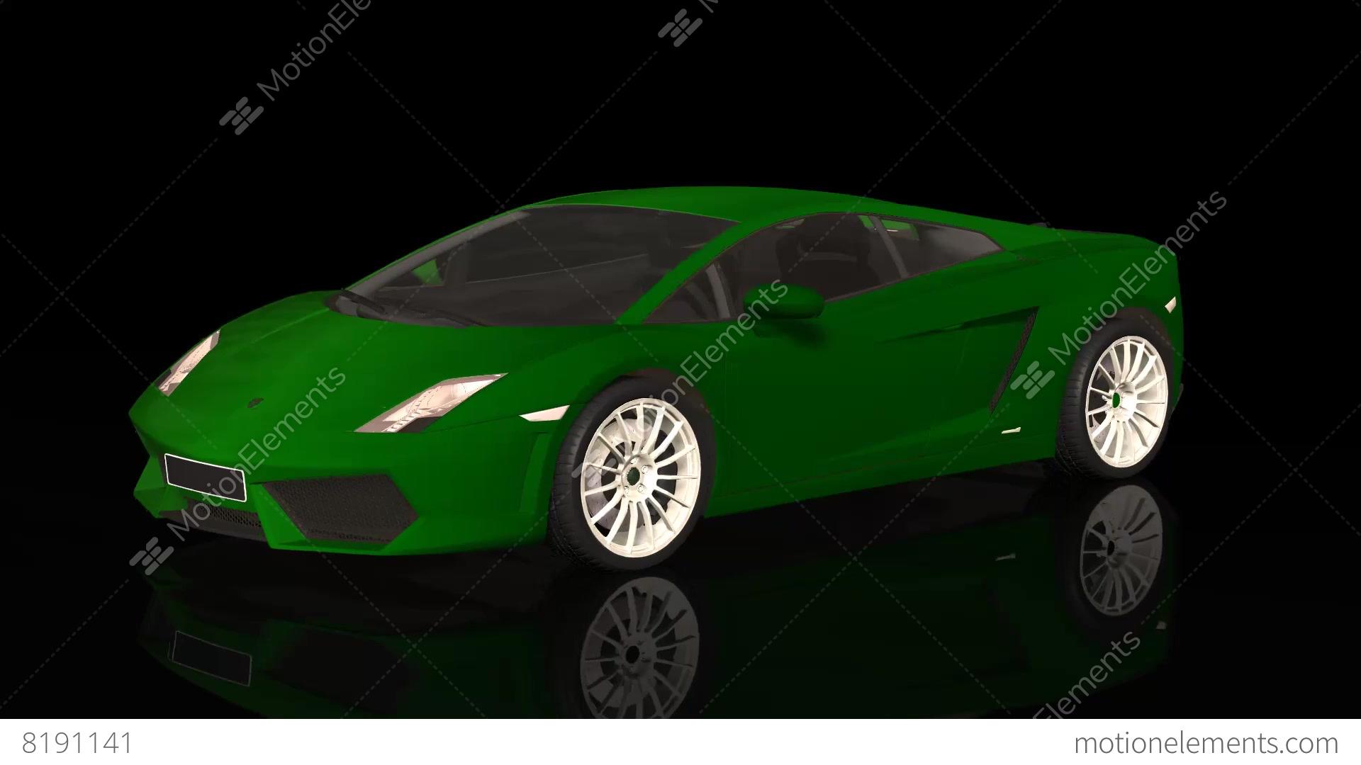 Luxury Sport Car Lam