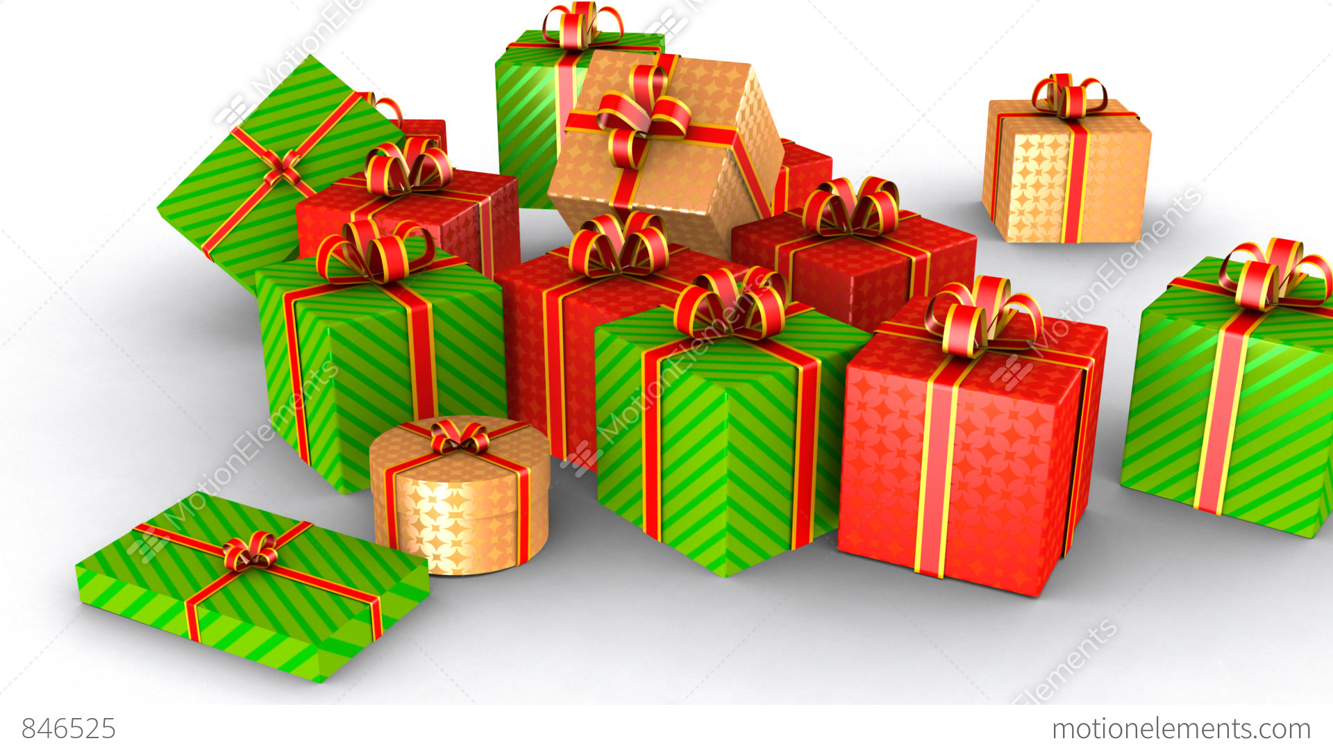 Lots of gifts hd alpha matte stock animation 846525 lots of gifts hd alpha matte stock video footage negle Gallery