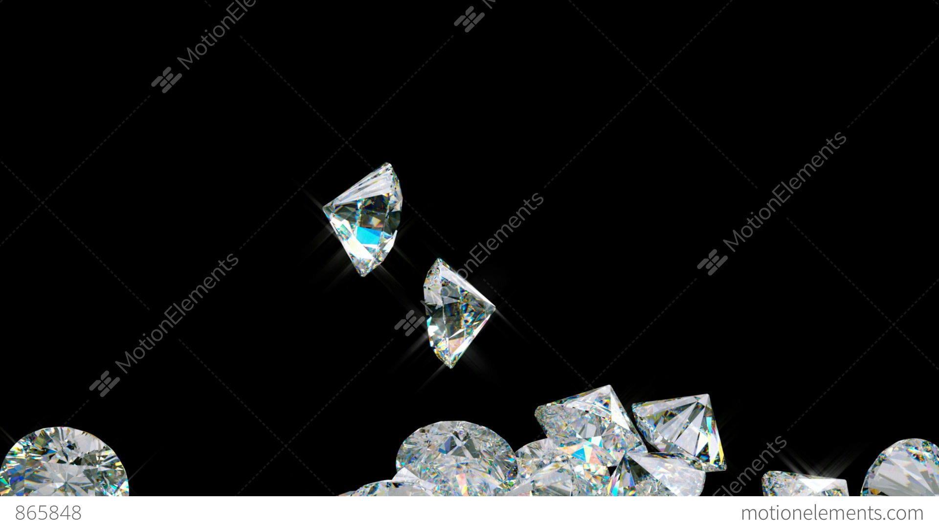 of backgrounds ring seamless golden hd channel is clip video looping animation diamonds on with eijrmfhft two rotation alpha included diamond