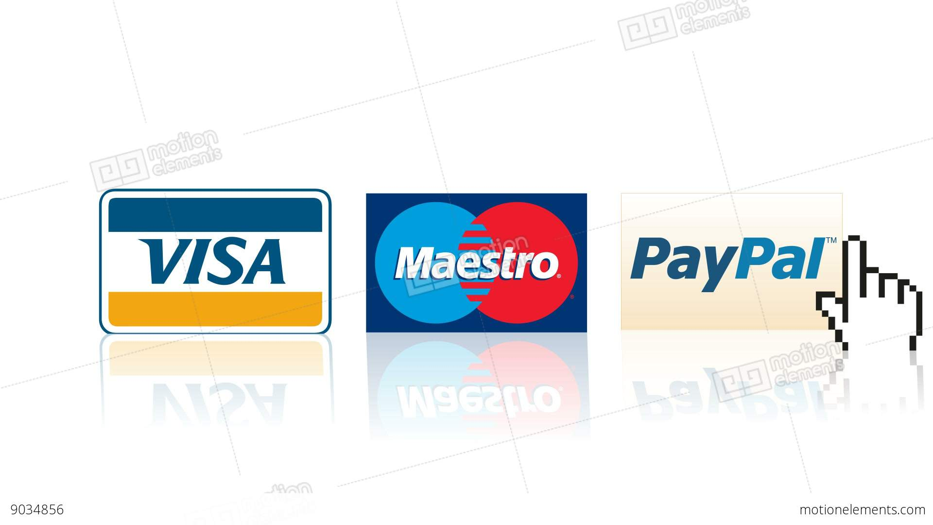 Online shopping with paypal