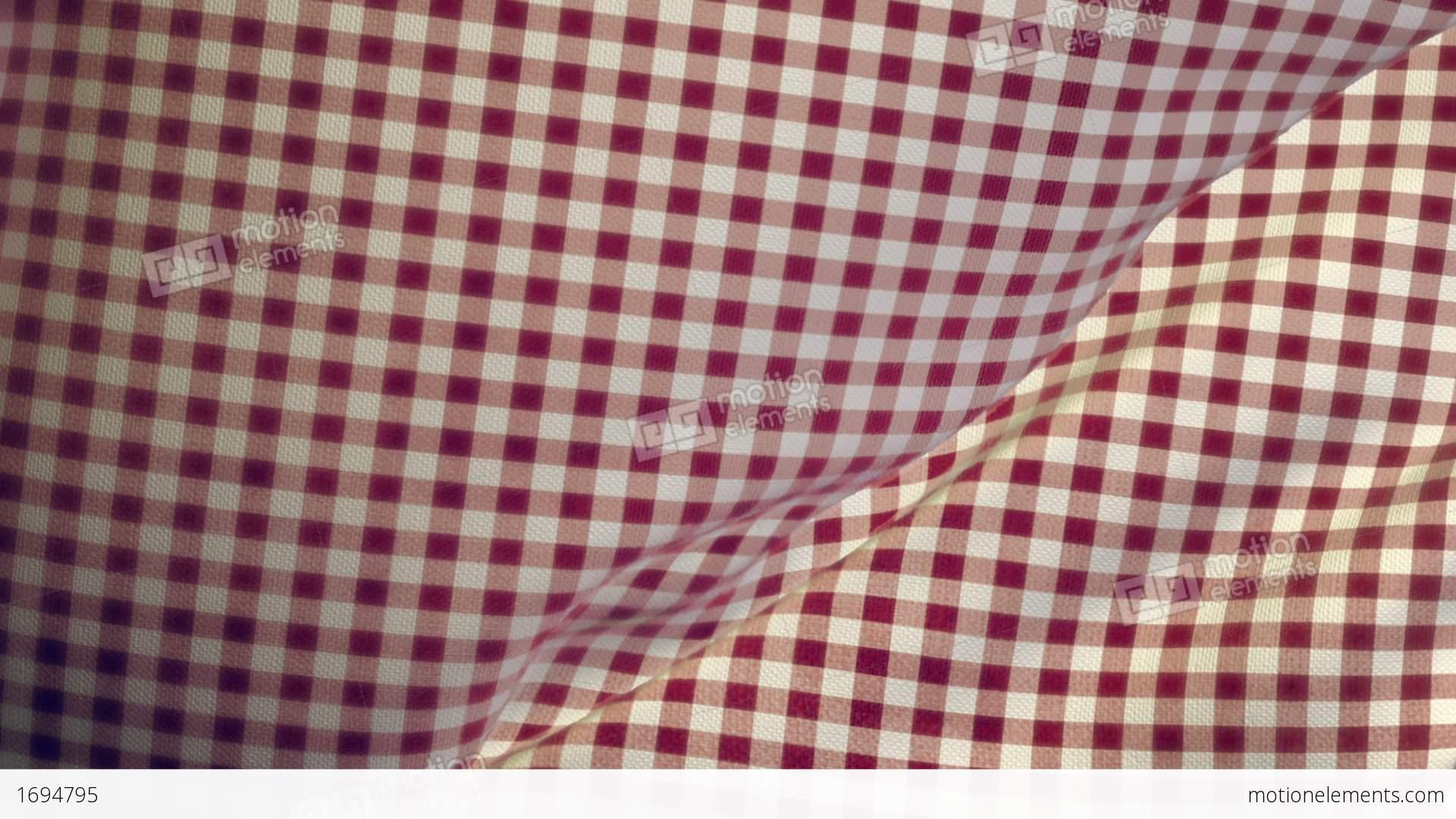 Ordinaire Kitchen Table Cloth Falling Onto Flat Surface Transition Stock Video Footage