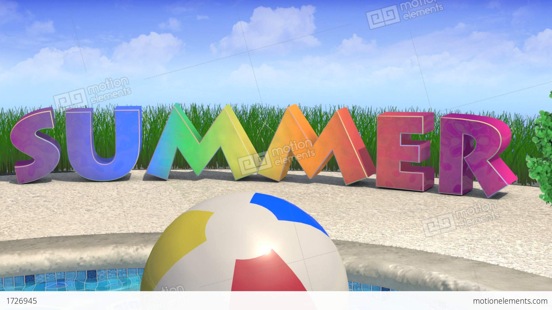 Summer Animation