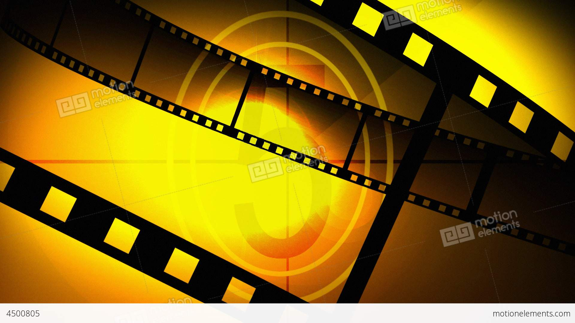 3d film reel stock video footage 4500805 for 3d film archive