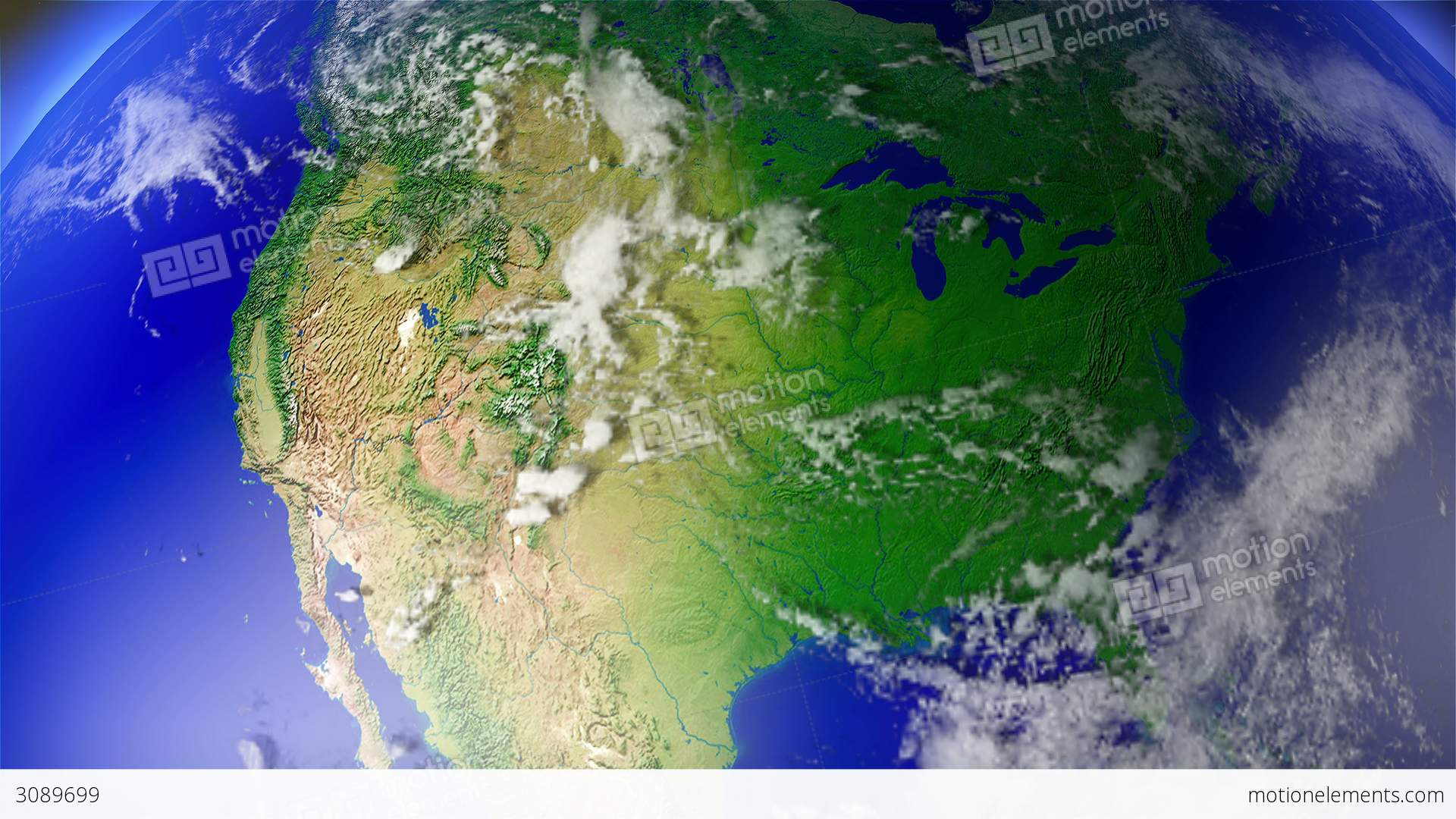 4 k earth zoom to north america 1 stock animation 3089699 4 k earth zoom to north america 1 stock video footage gumiabroncs Image collections
