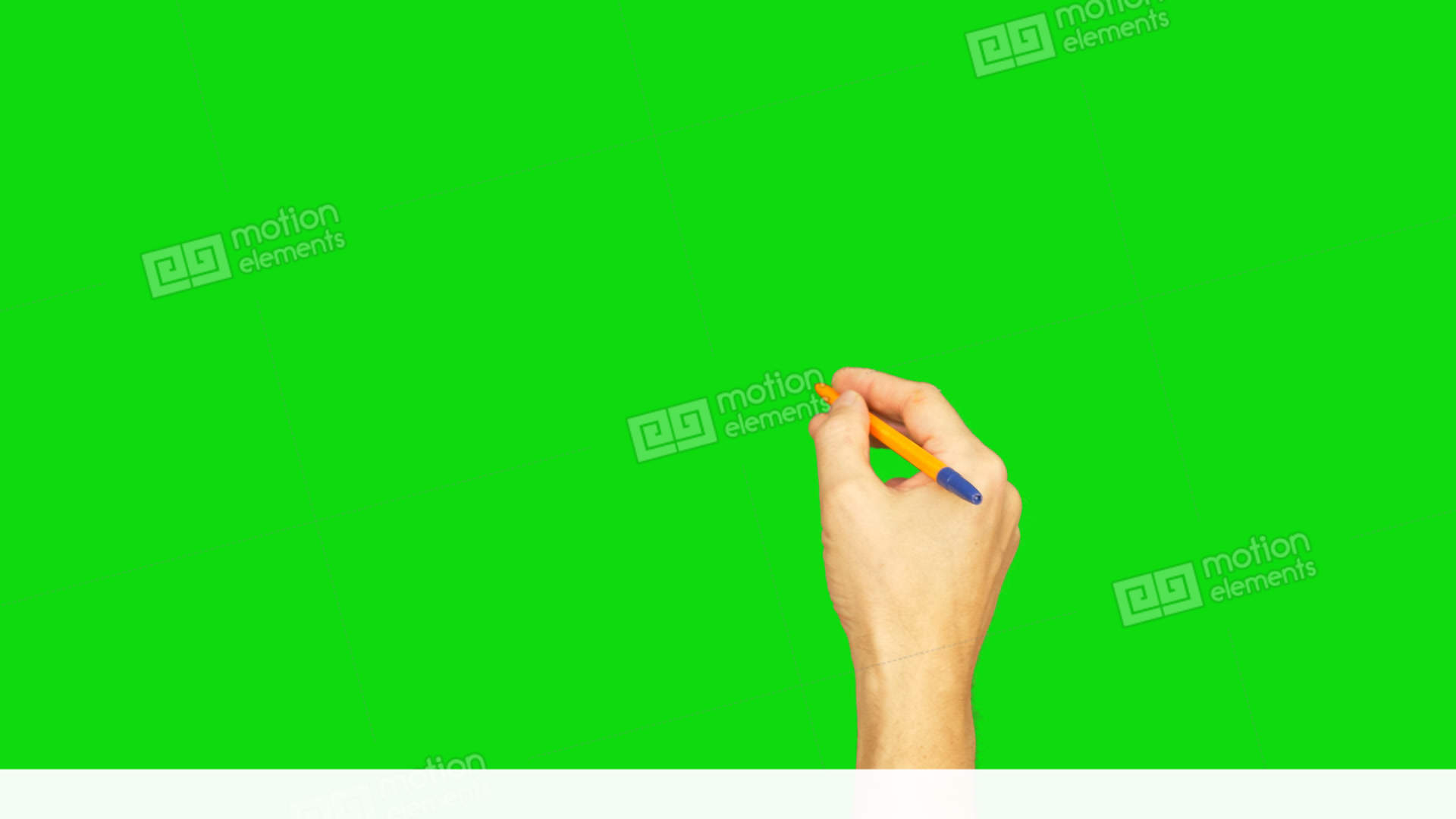 how to add background to a green screen video