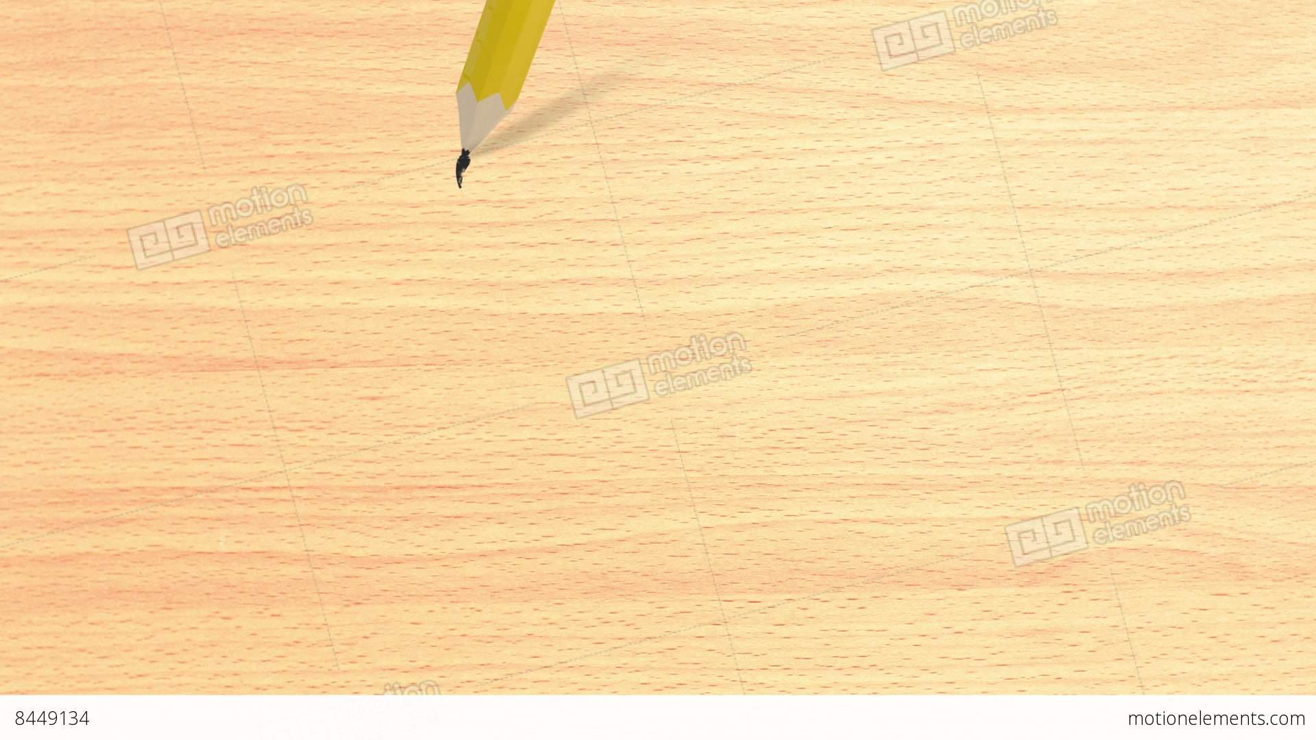 School Wooden Desk Texture