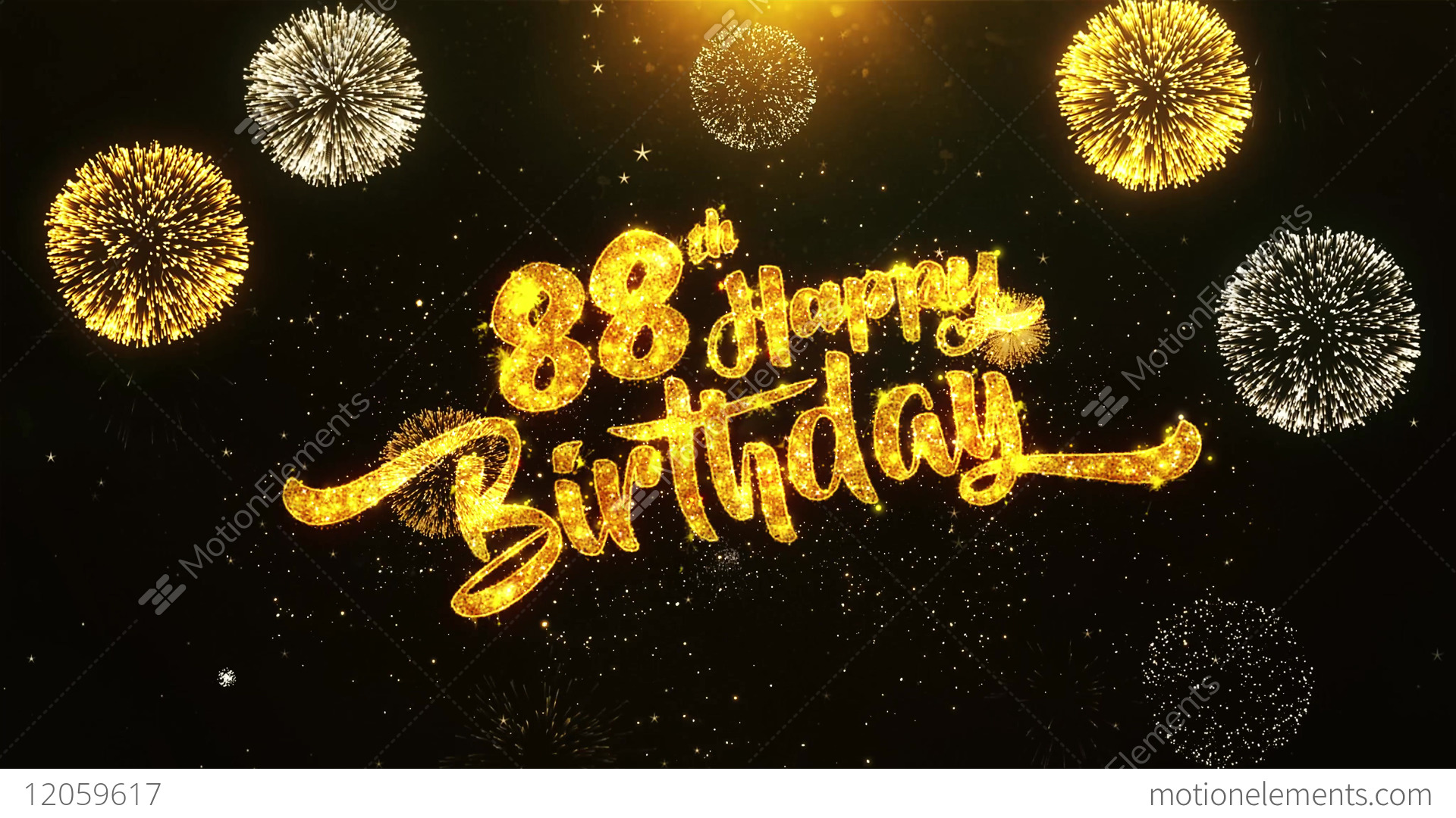 Happy 88th Birthday Greetings Topsimages