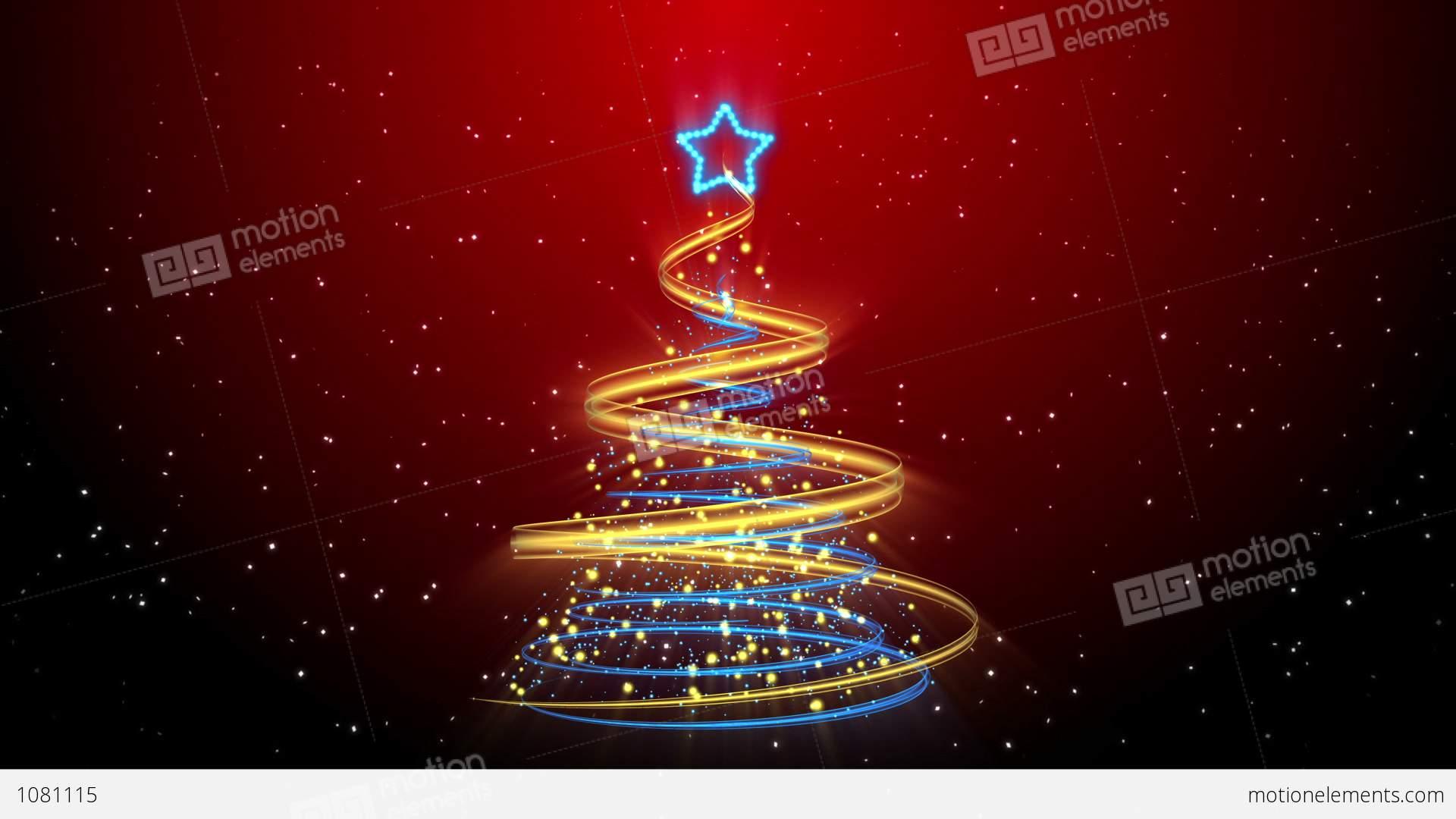 Christmas Tree Background Merry Christmas 57 Hd Stock
