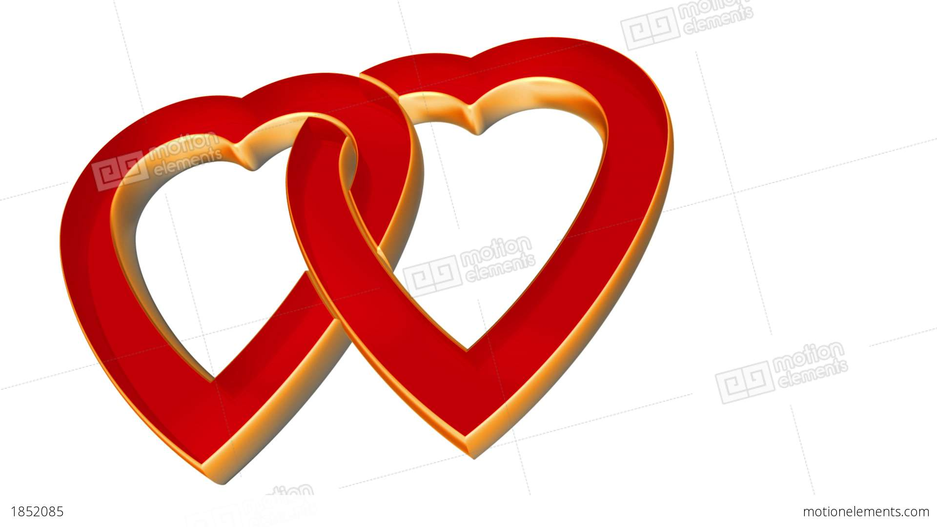 transparent flying love hearts, wedding animation, valentines day