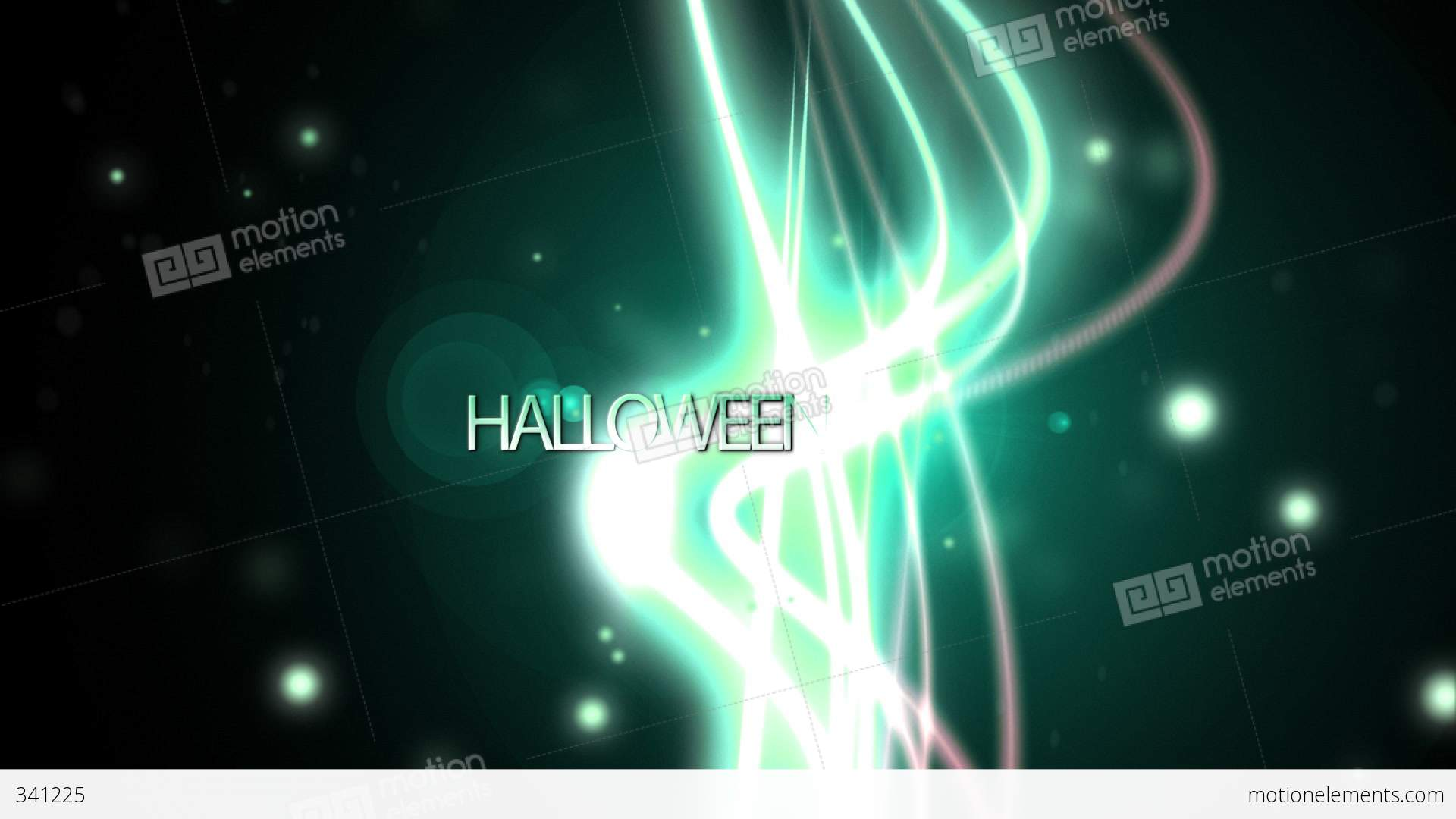 halloween particle background spooky fantasy stock video footage - Halloween Background Video
