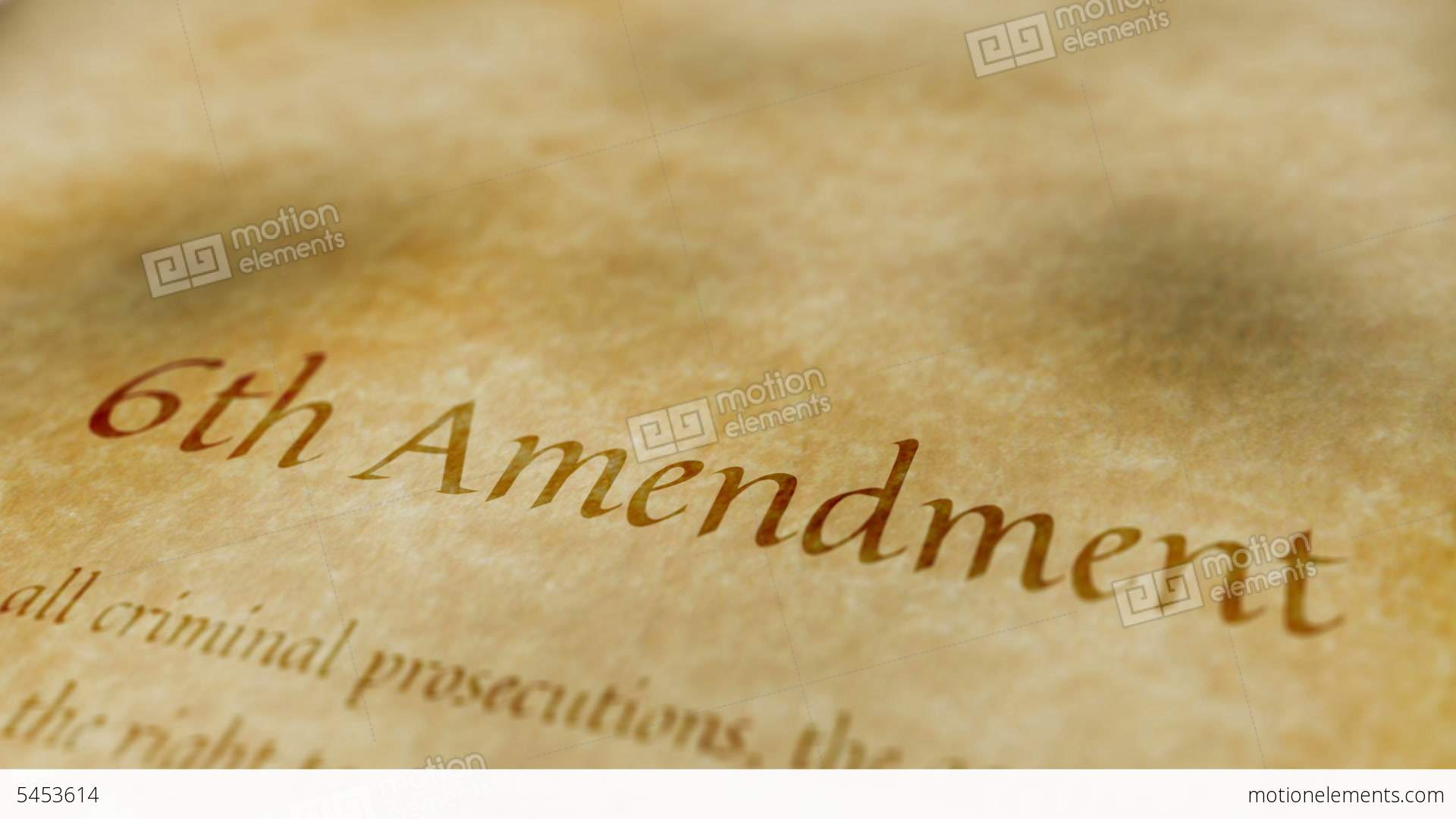 The importance of the 14th Amendment