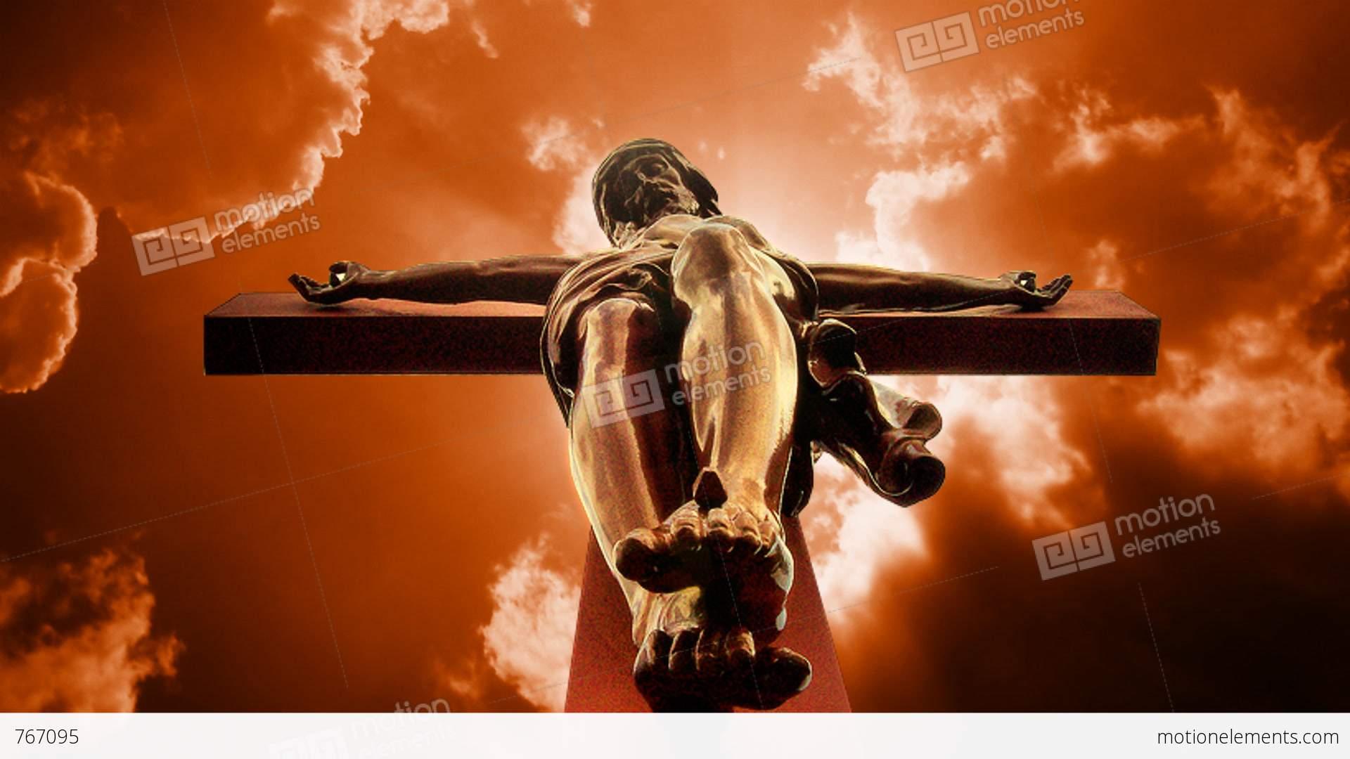 jesus christ church crucified crucify religion cross crown