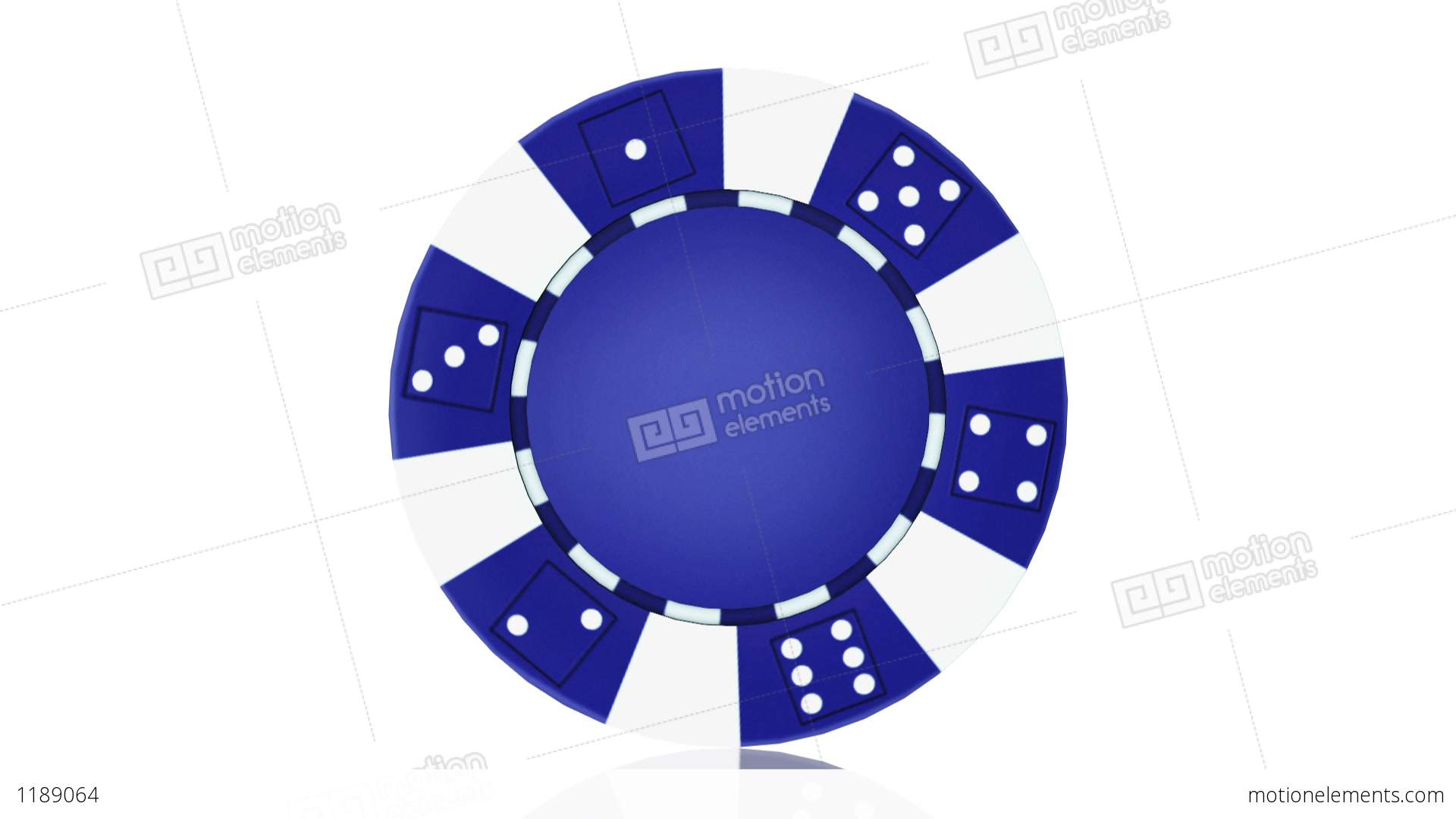 Casino chip animation isolate on white loop cg 1189064 for Asino amiatino