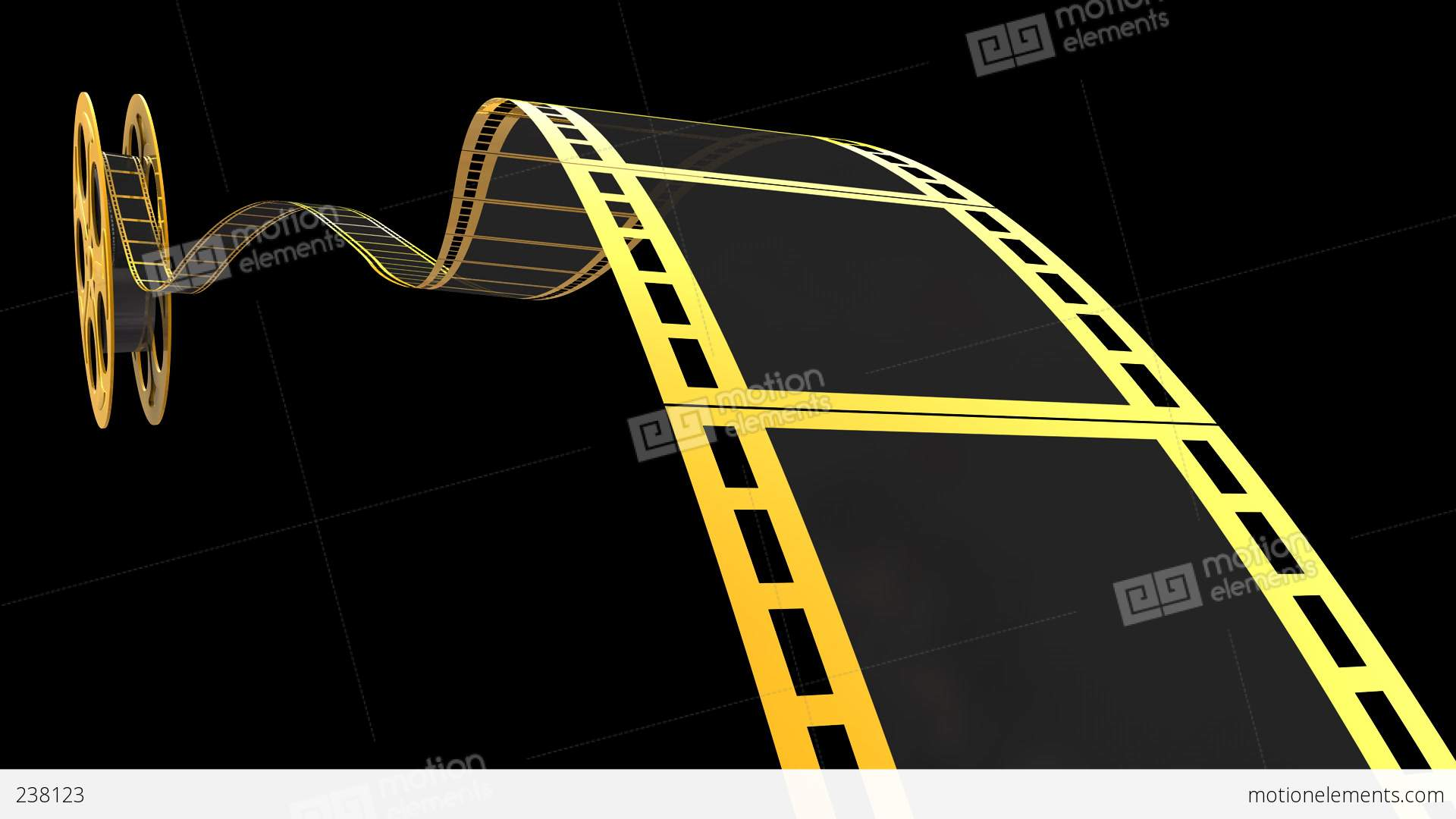 Film Reel Stock Animation | 238123