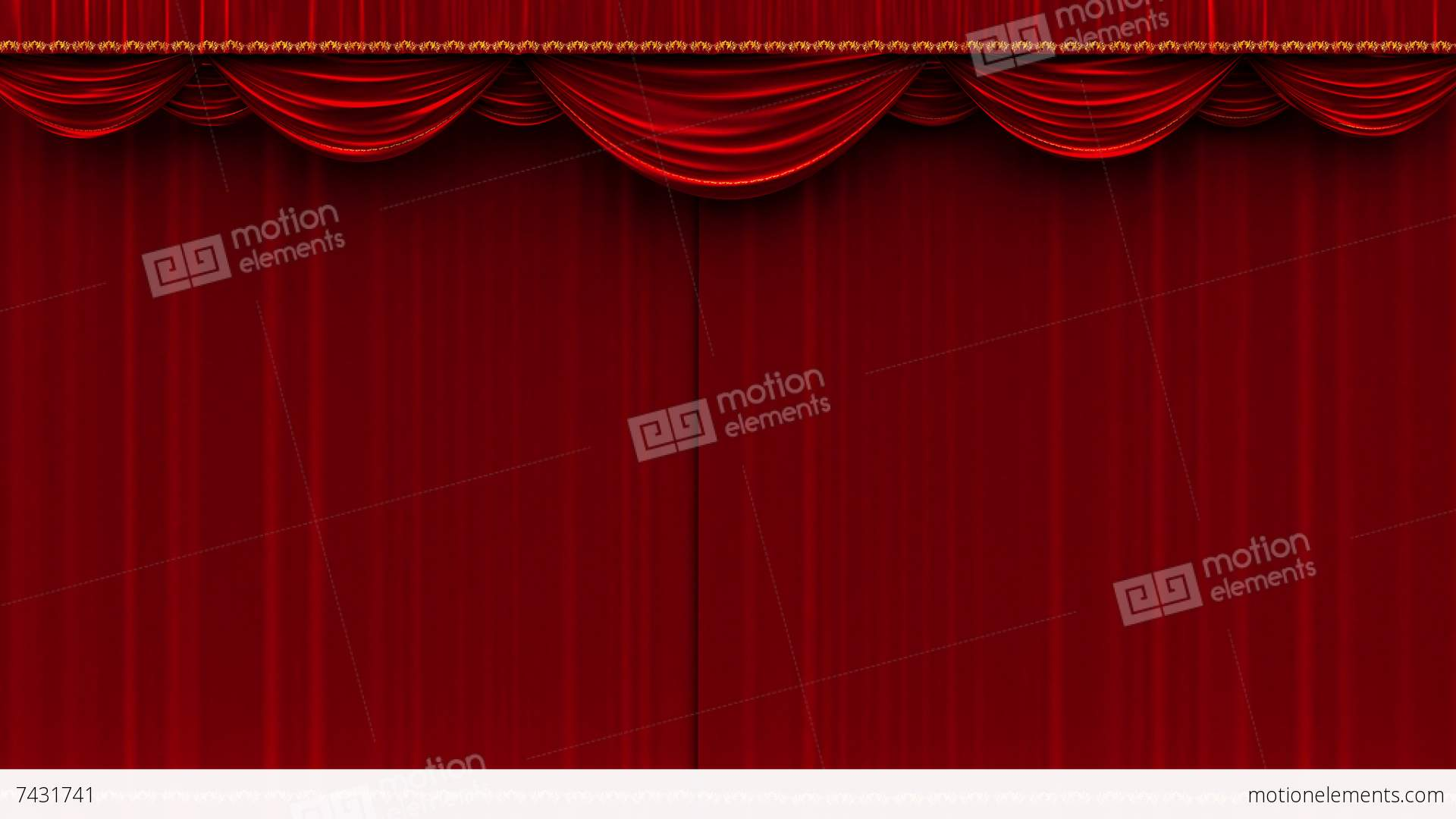 Stage curtains animation - 4k Theater Curtain Opening With Alpha Matte Stock Video Footage
