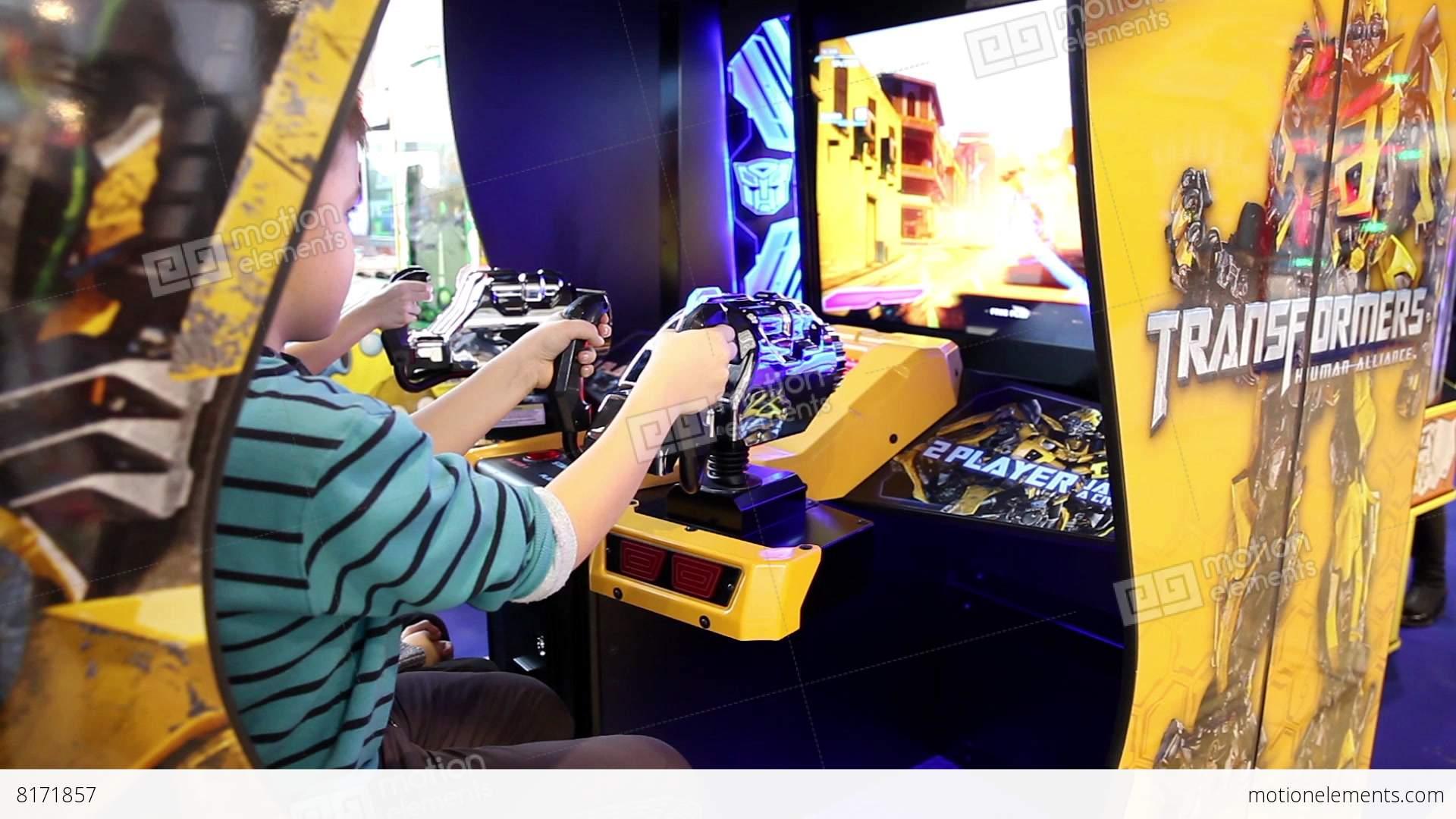 Transformers Human Alliance • Sega Arcade