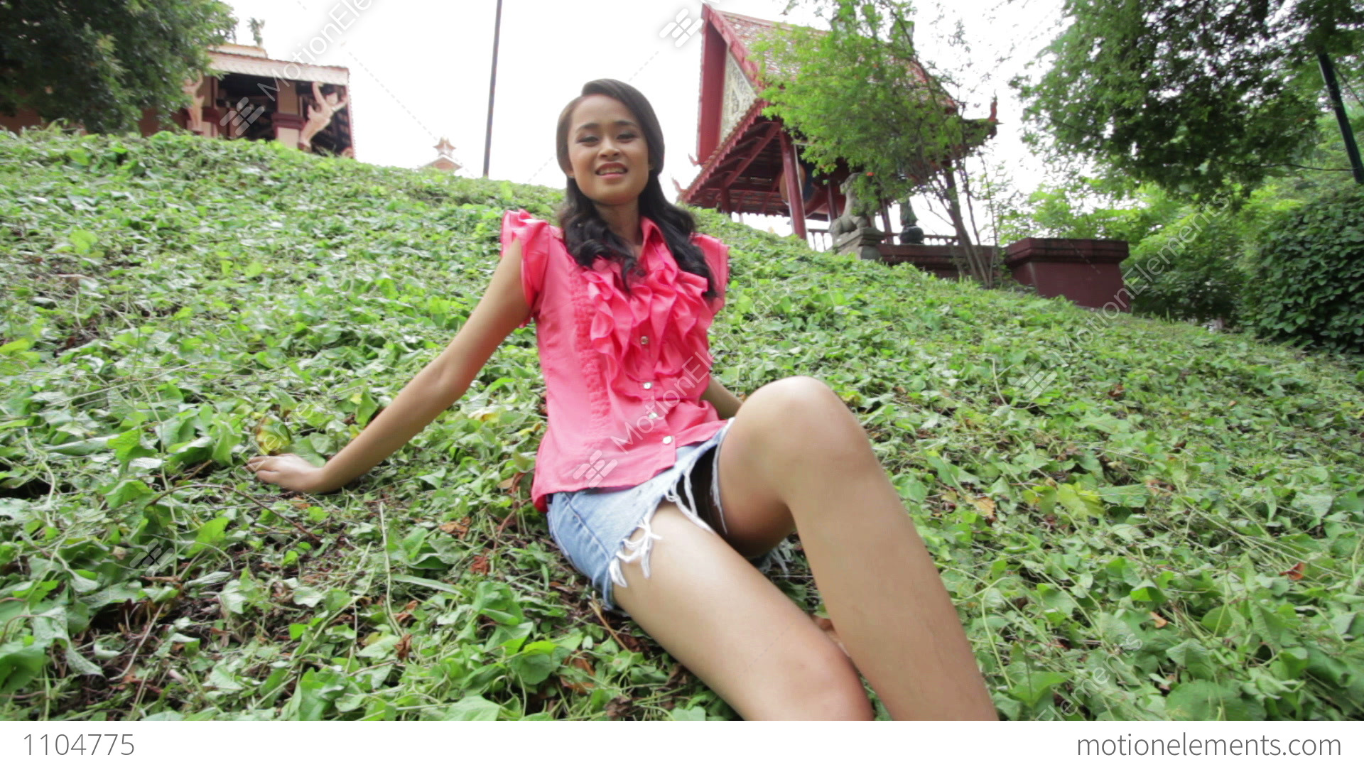 Asian girls video, wand massager vibrator