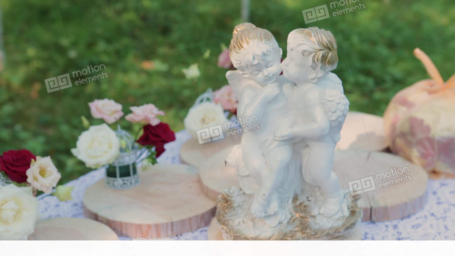 Registration Of Wedding Places, Floristics, Accessories