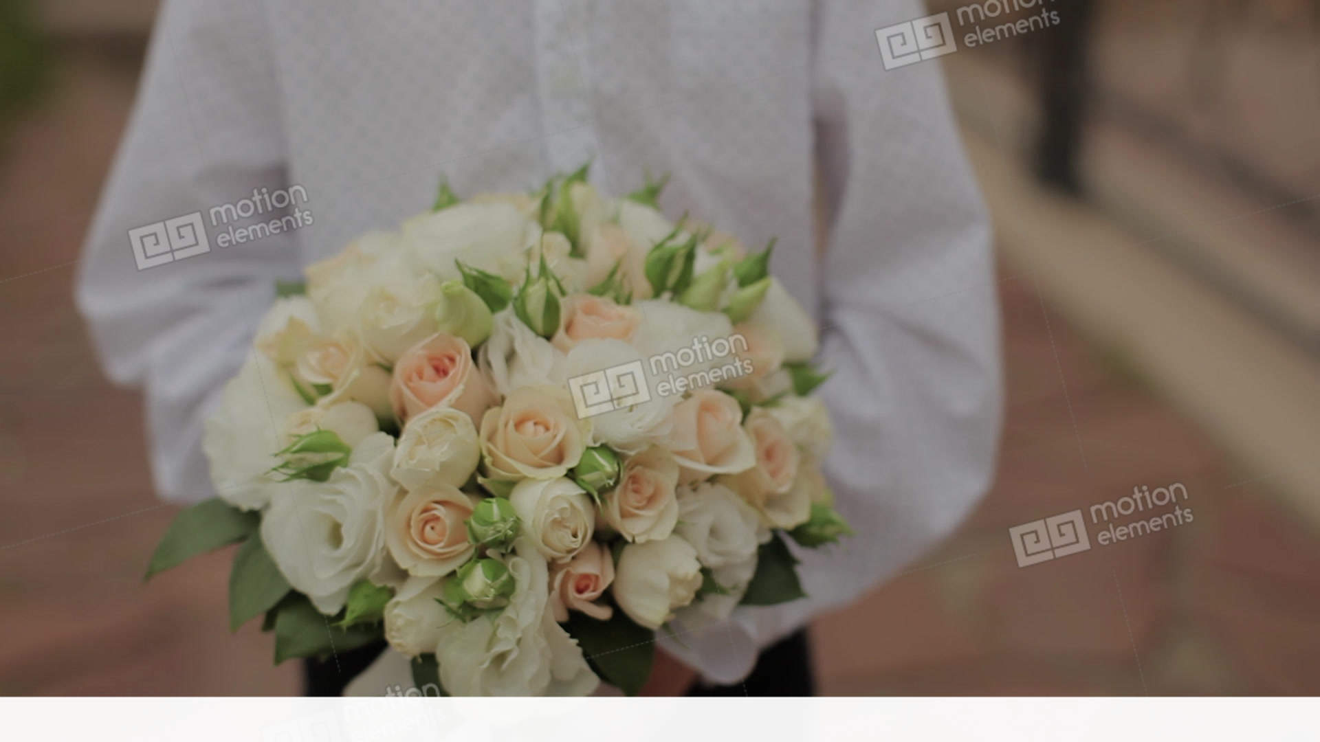 Wedding bouquet of beautiful flowers wedding flowers stock video wedding bouquet of beautiful flowers wedding flowers stock video footage izmirmasajfo