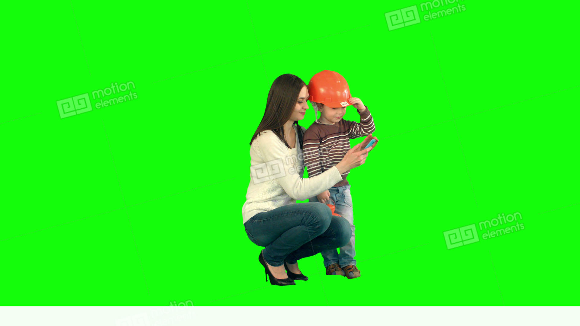 Green screen dating