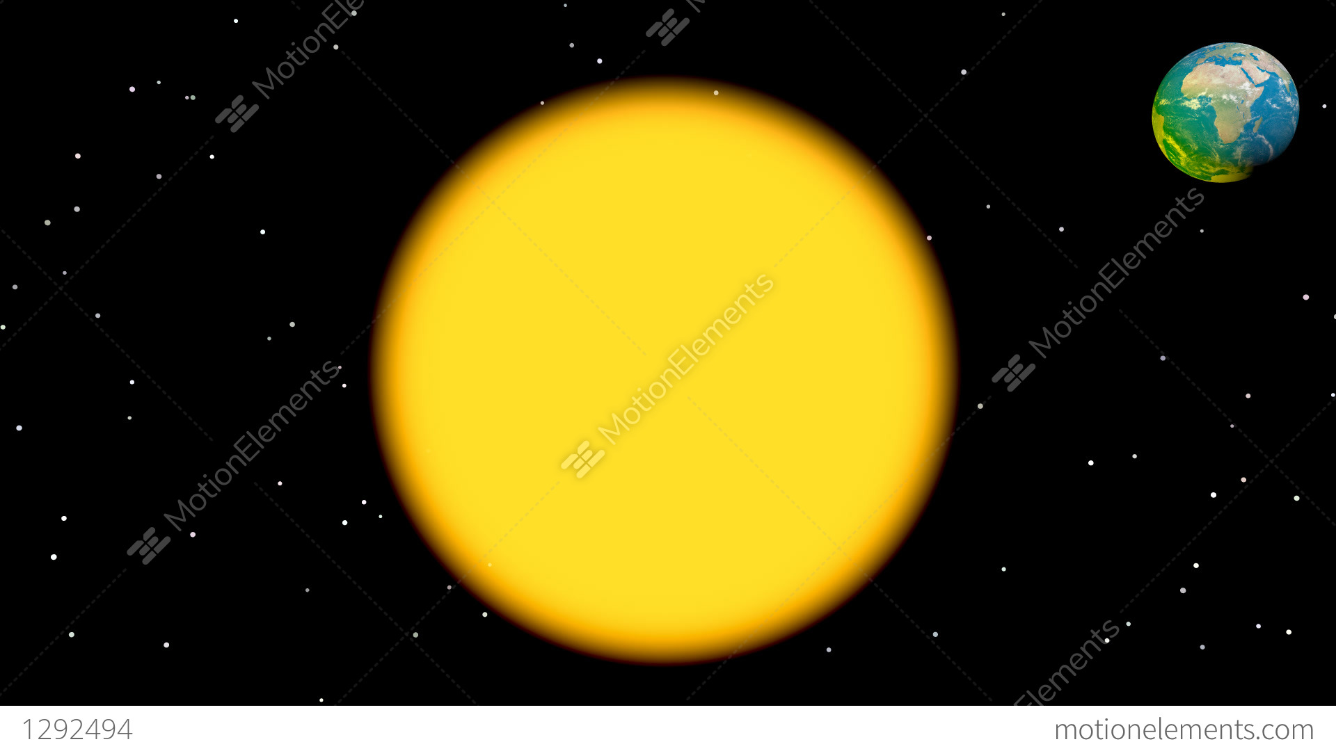 Images of planets rotating the sun diagram spacehero earth rotation around sun 3d render stock animation ccuart Choice Image