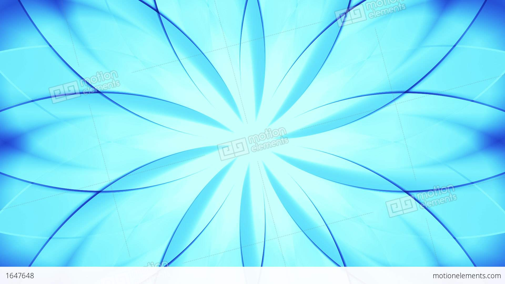 abstract floral background blue tint stock animation 1647648