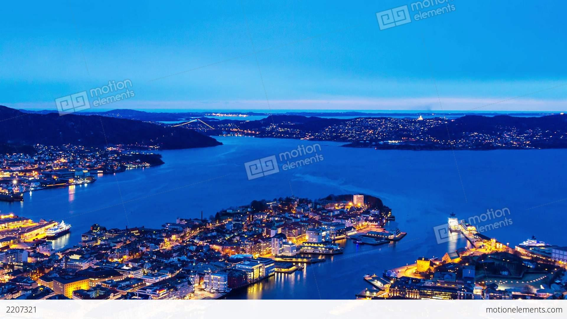 Bergen norway postal code