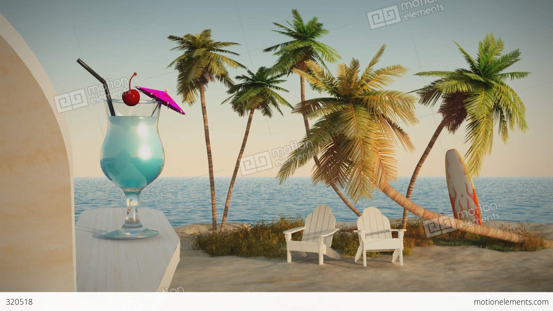 Romantic Pictures Of Tropical Beaches: (1191) Romantic Tropical Beach Ocean Getaway Escape