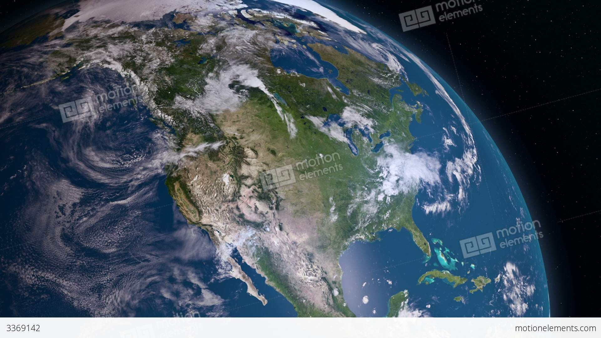 north america from space hd - photo #13