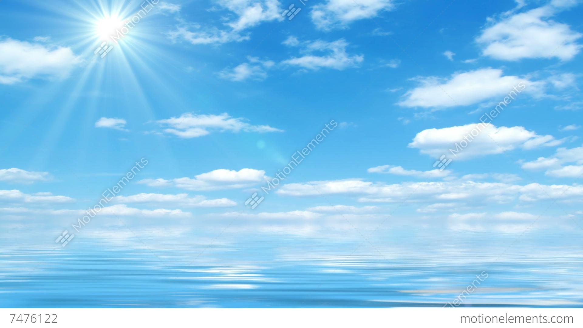 Sunny Blue