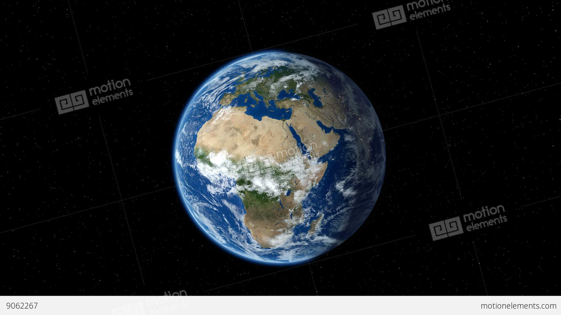 earth from outer space - photo #33