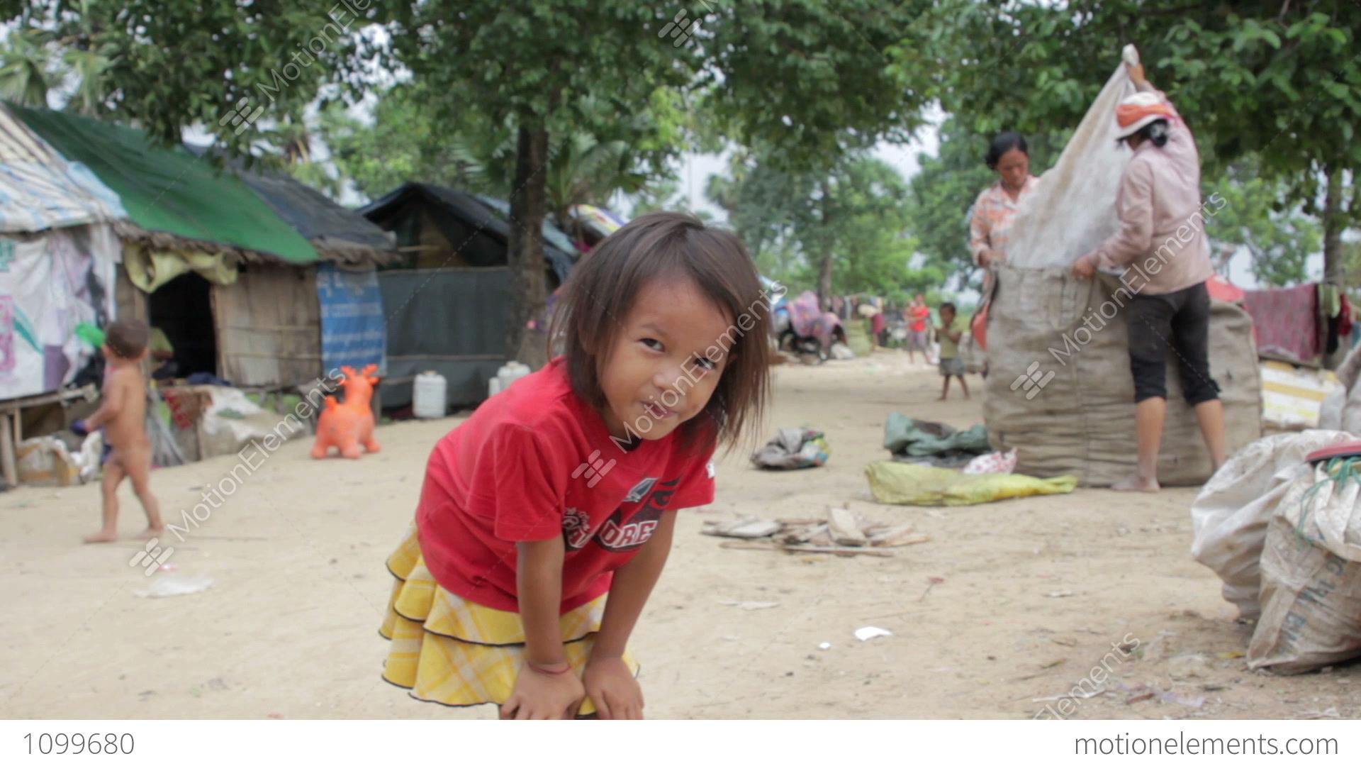 Cambodian Slums Stock Footage & Videos - 13 Stock Videos