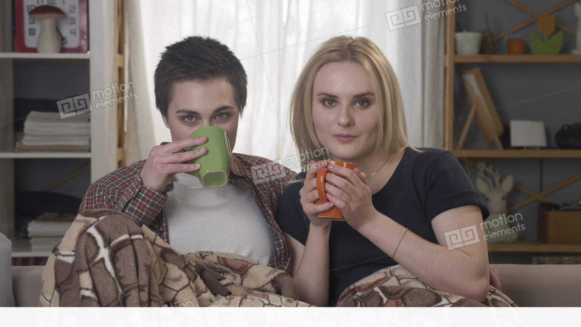 Lesbian milk video