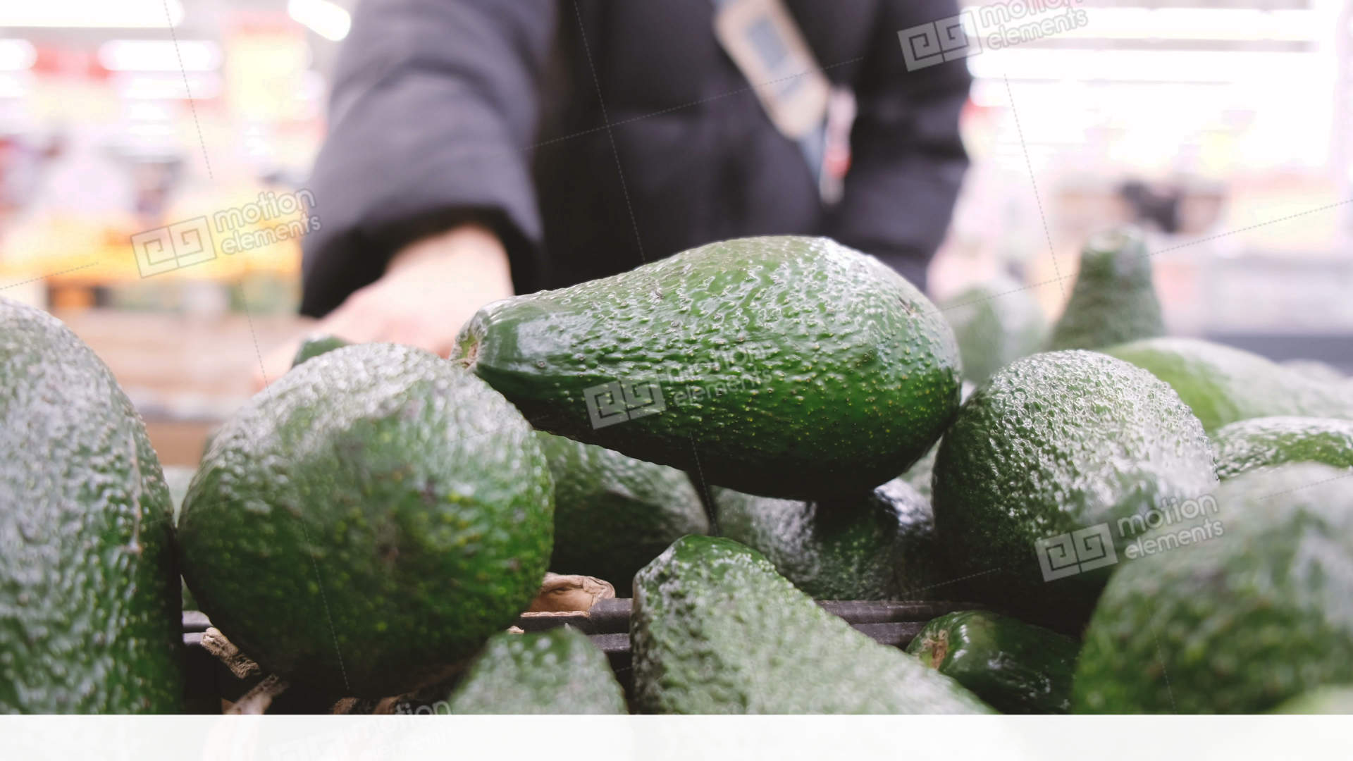 how to choose a ripe avocado