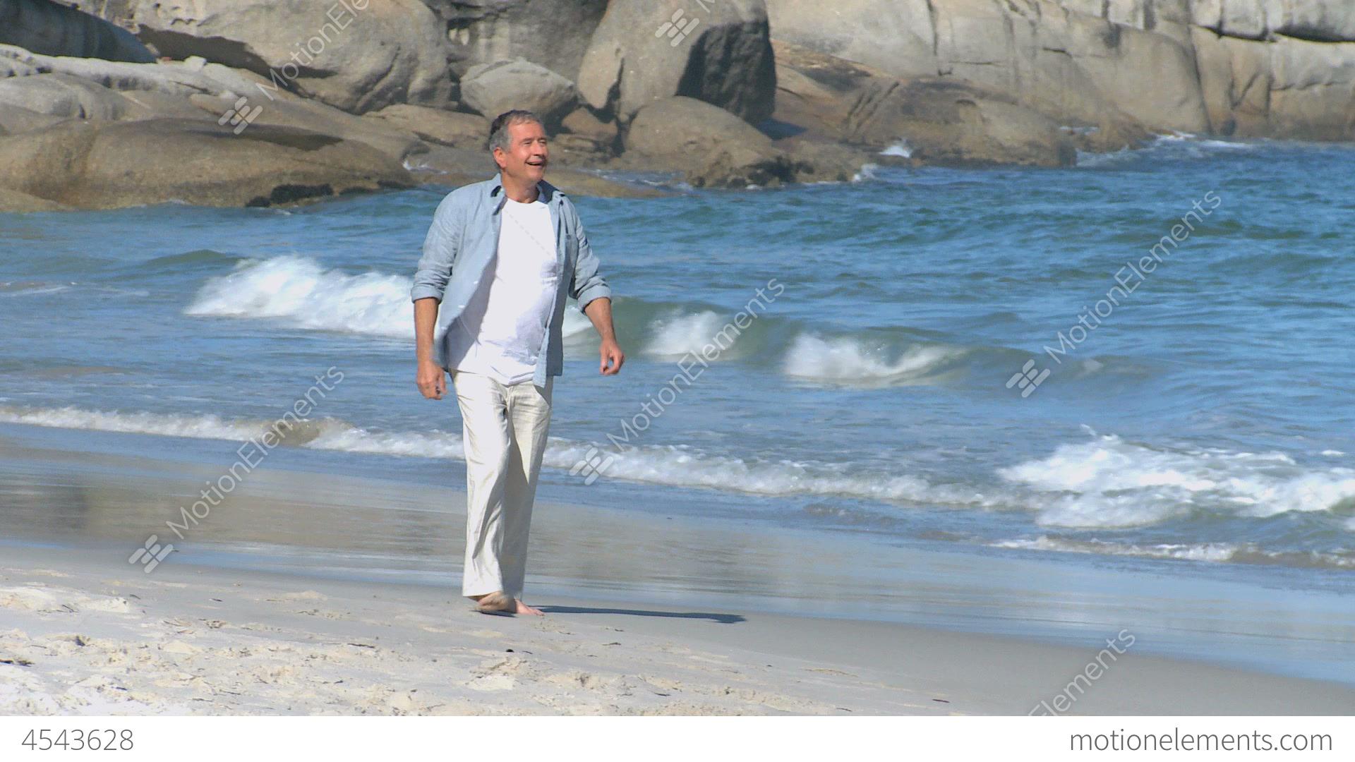 elderly man walking - photo #20