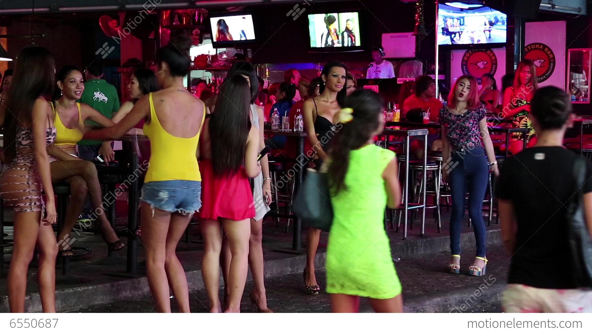 Thai sexual art street bimbo - 3 1
