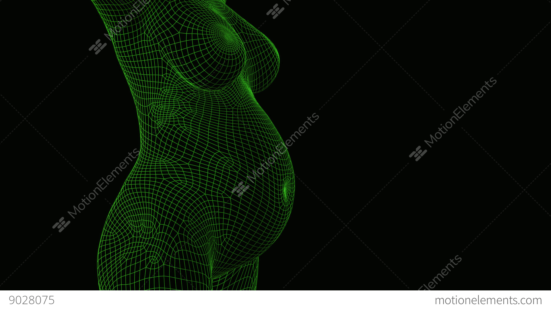Pregnant Growing 74