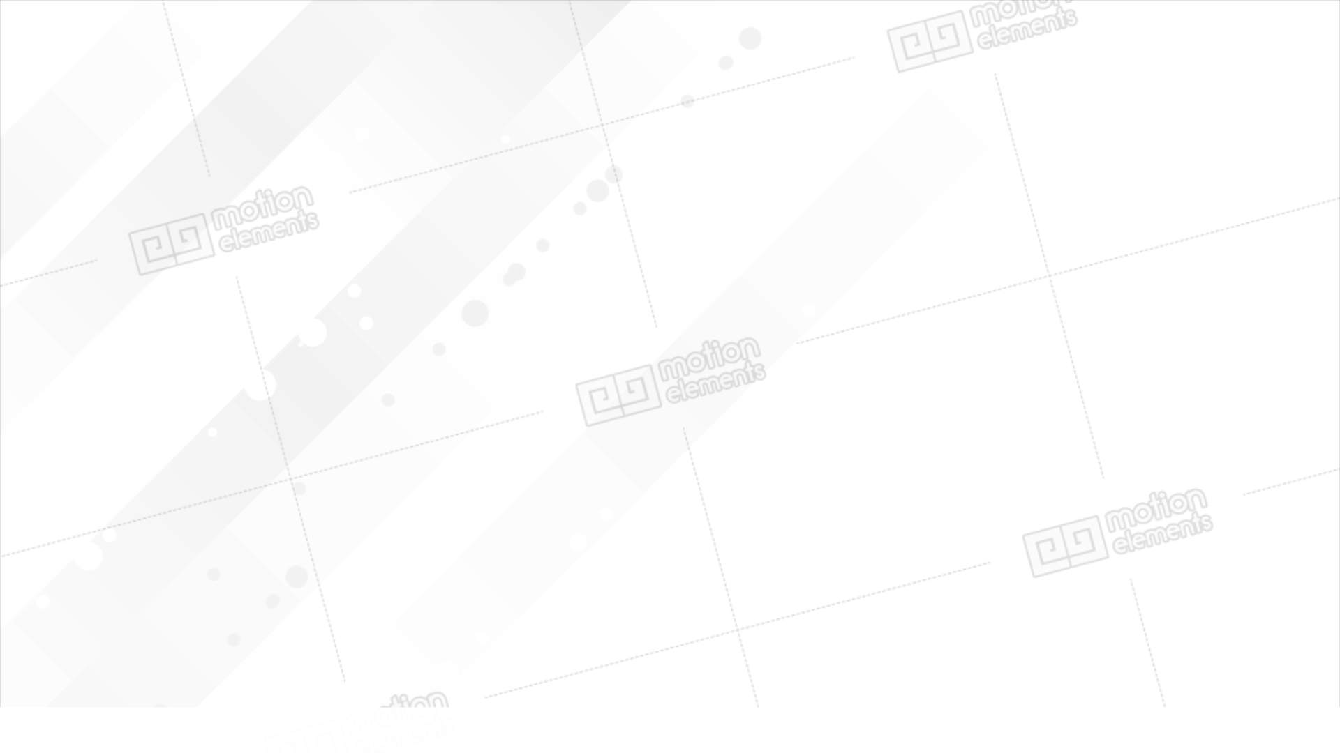 Grey Stripes And Circles Tech Motion Background Stock Video Footage