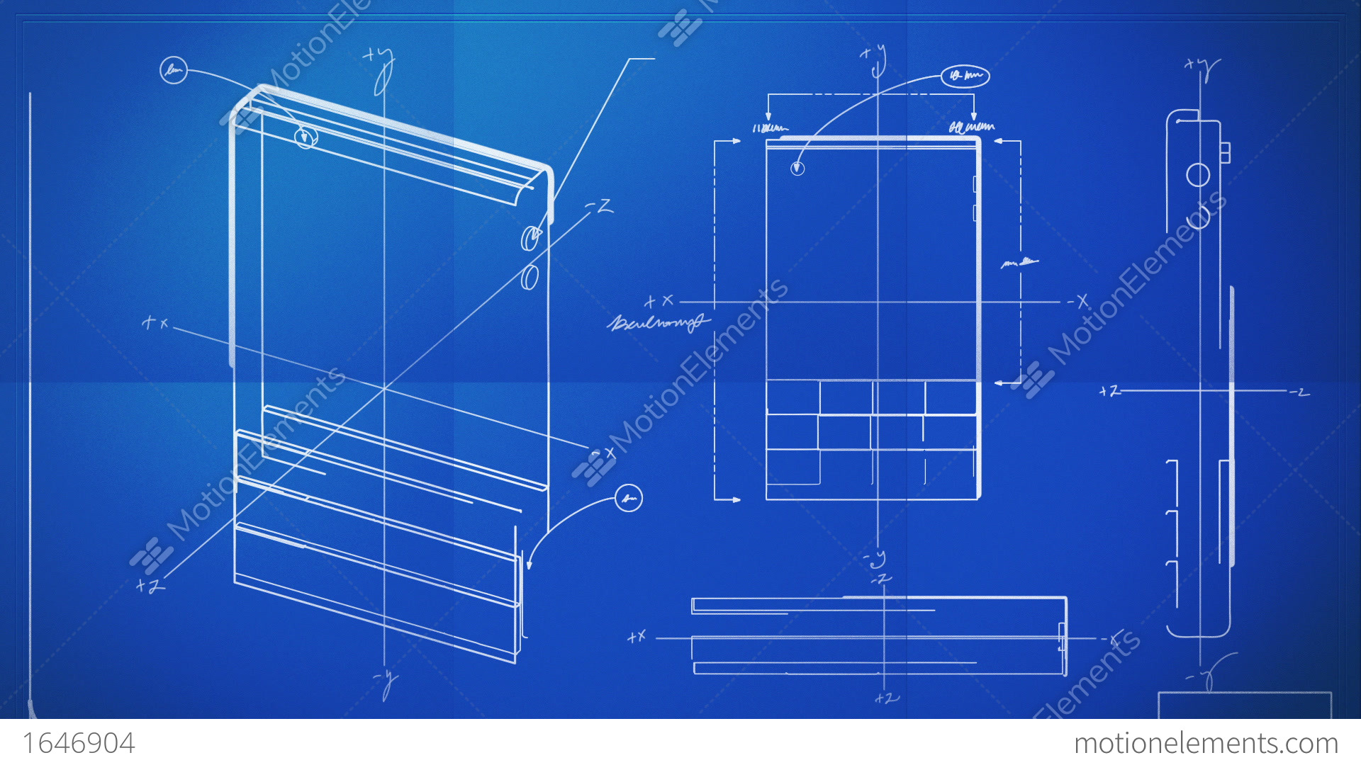 Classic smartphone technical drawing blueprint stock animation 1646904 classic smartphone technical drawing blueprint stock video footage malvernweather Choice Image