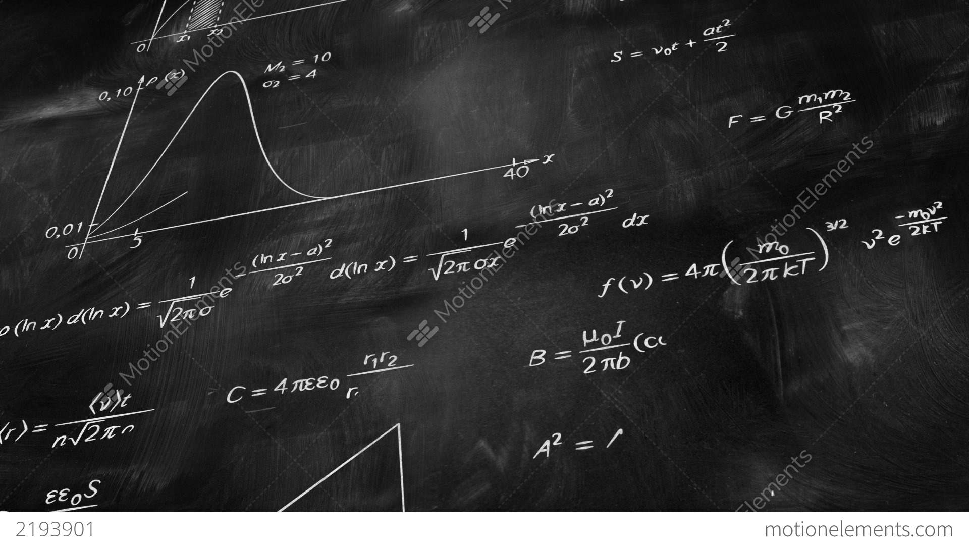 physics wallpaper chalkboard math