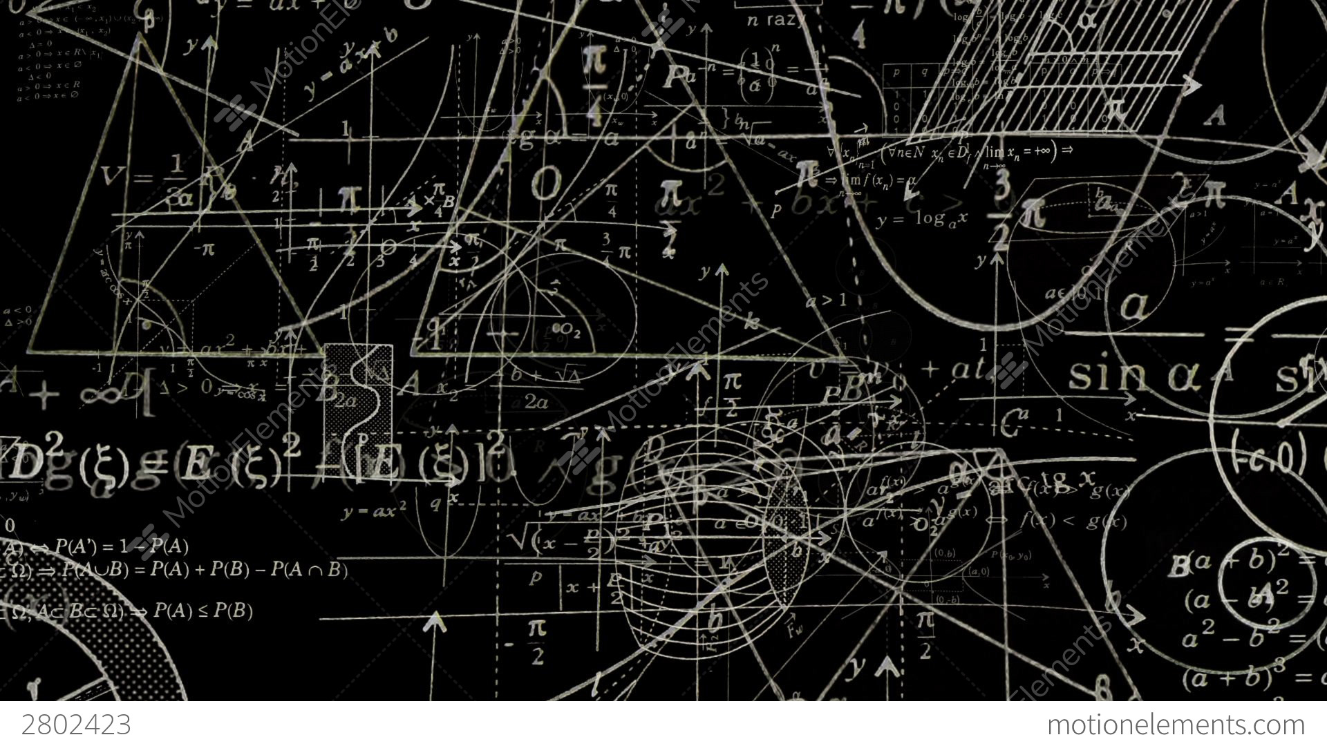 Loopable math symbols journey flying through camer stock animation loopable math symbols journey flying through camer stock video footage biocorpaavc Image collections